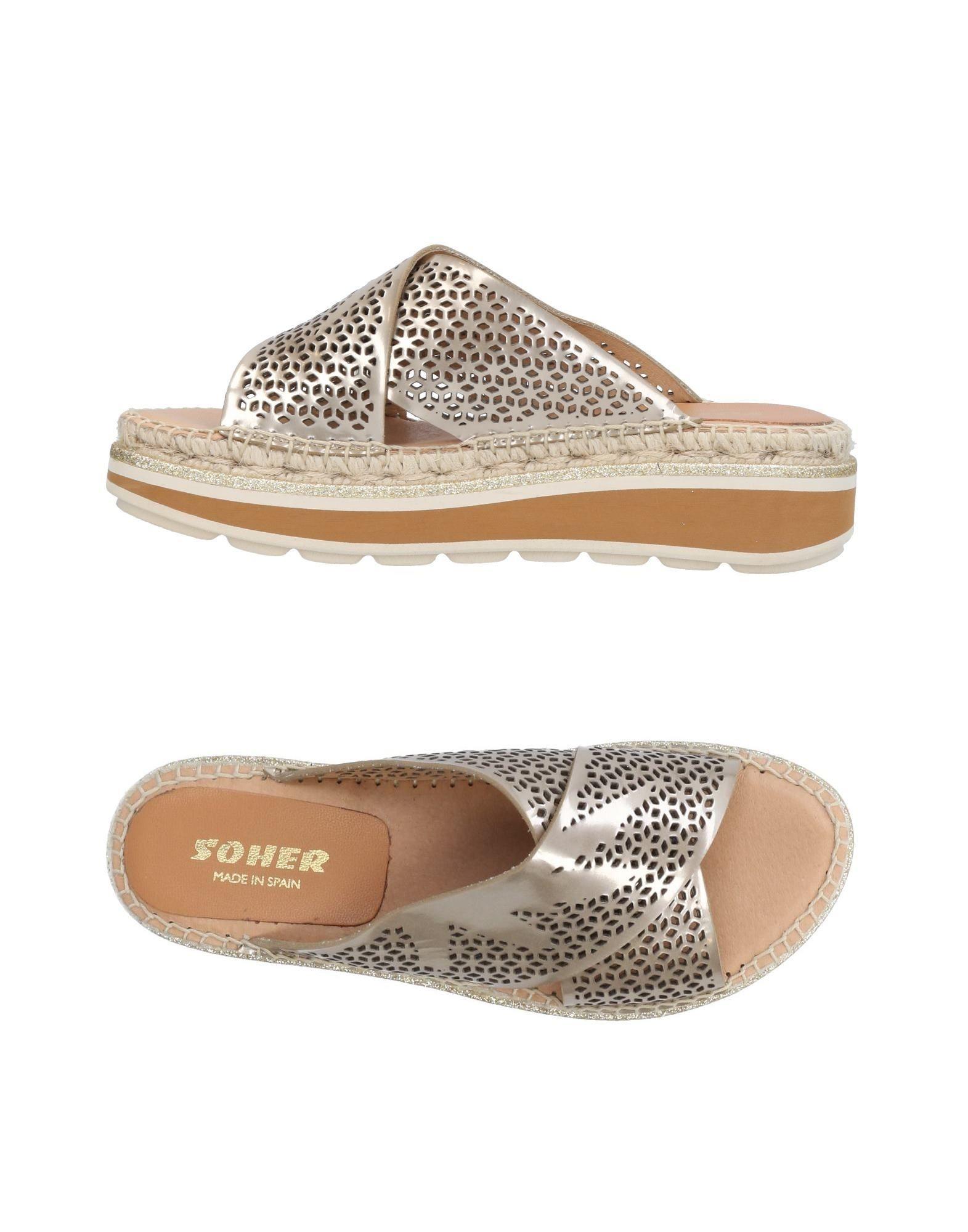 Soher Sandalen 11460546UP Damen  11460546UP Sandalen Gute Qualität beliebte Schuhe b75e2d