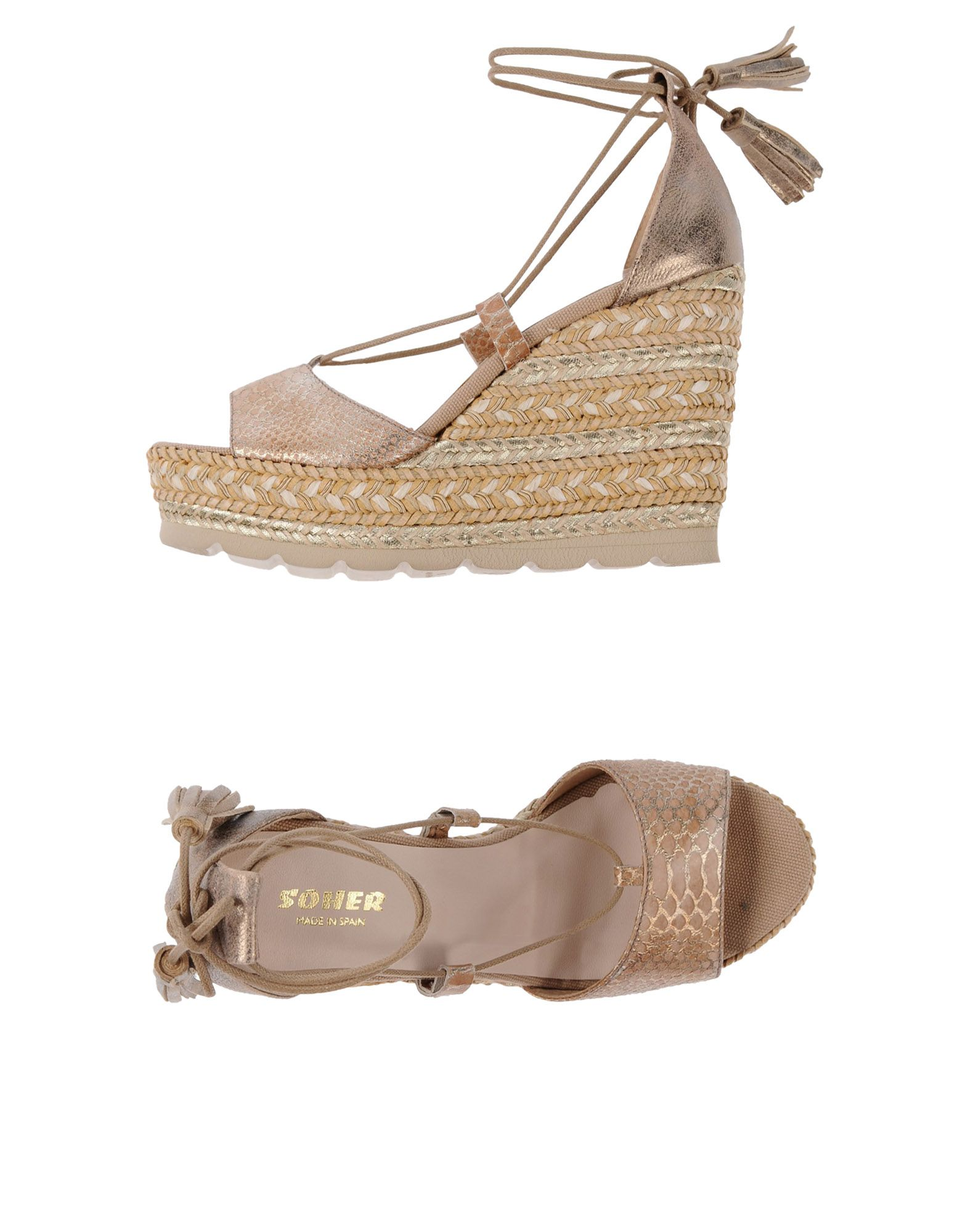 Soher Sandalen Damen  11460548SB Gute Qualität beliebte Schuhe