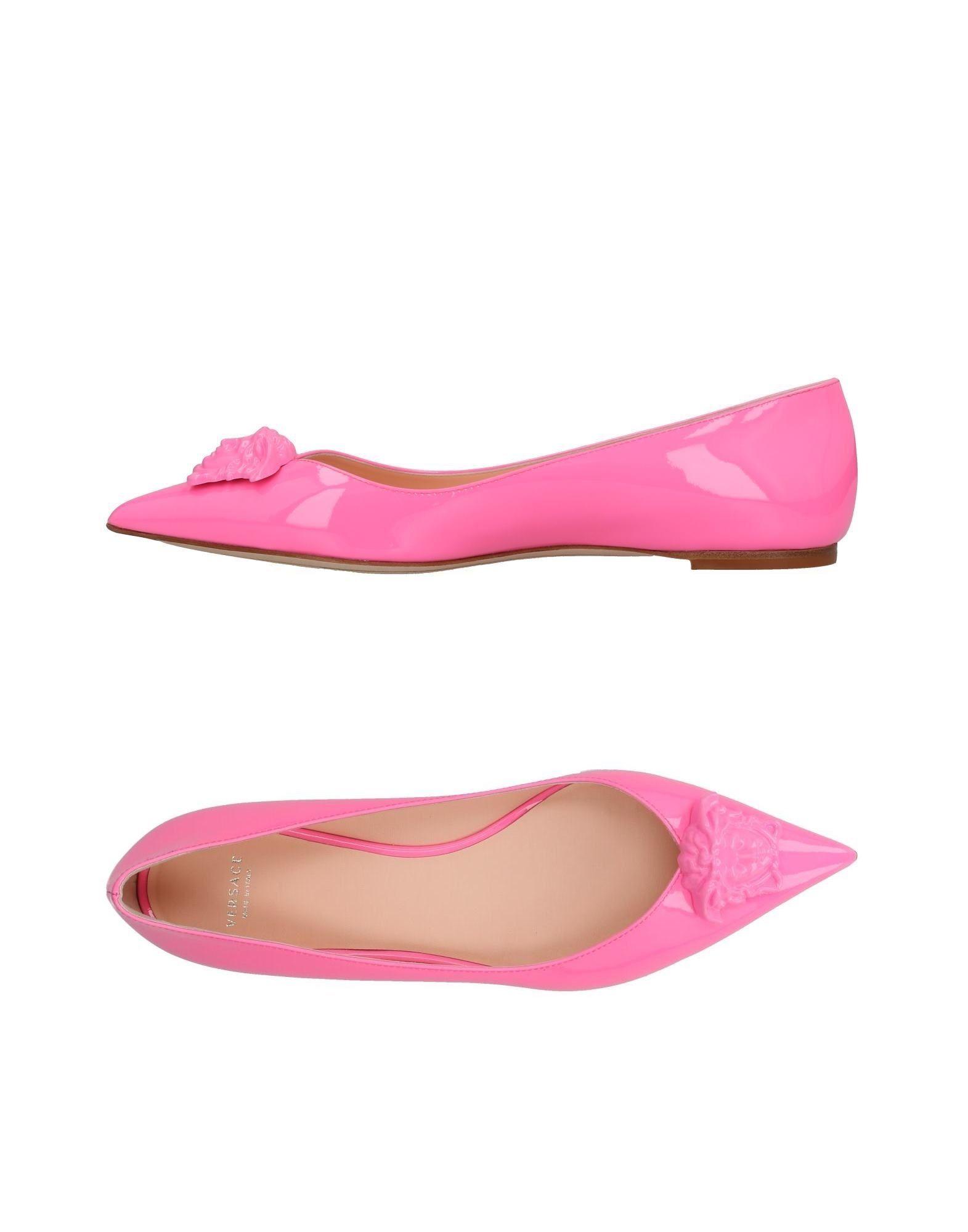 Versace Ballerinas Damen  11460557JUGünstige Schuhe gut aussehende Schuhe 11460557JUGünstige 979f11