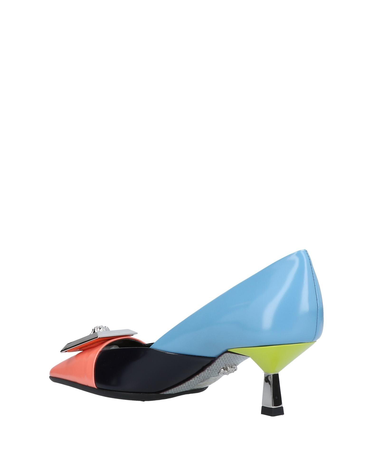 Versace Pumps Damen  11460588GGGünstige Schuhe gut aussehende Schuhe 11460588GGGünstige e2b151