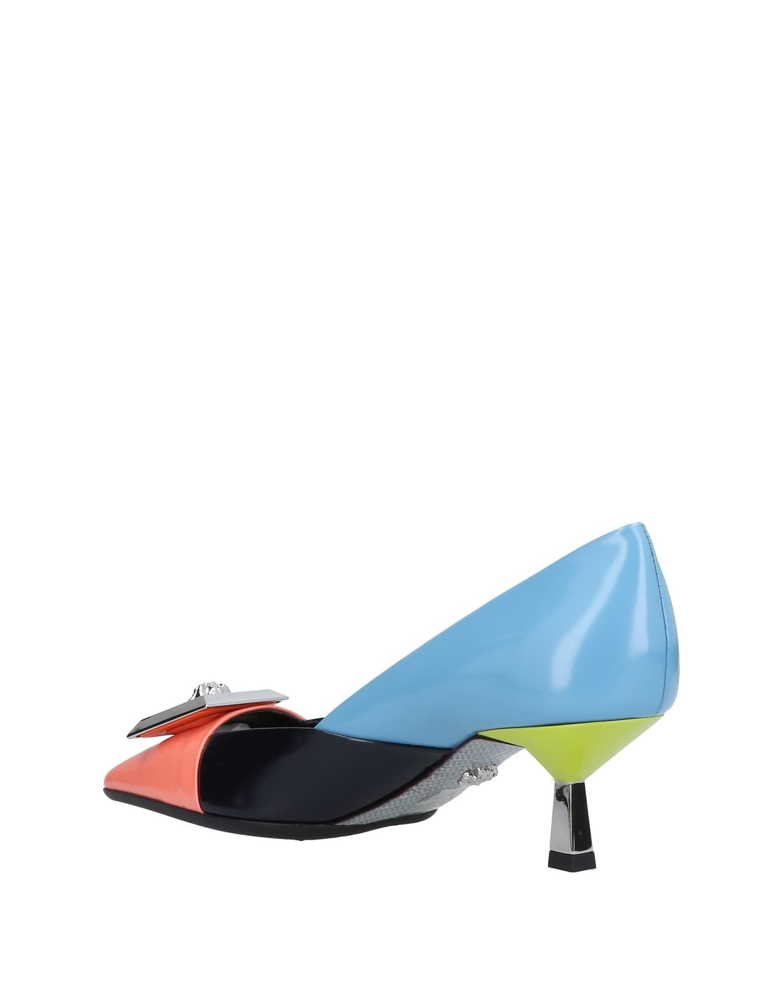 Versace Pumps Damen  11460588GGGünstige Schuhe gut aussehende Schuhe 11460588GGGünstige 837acf