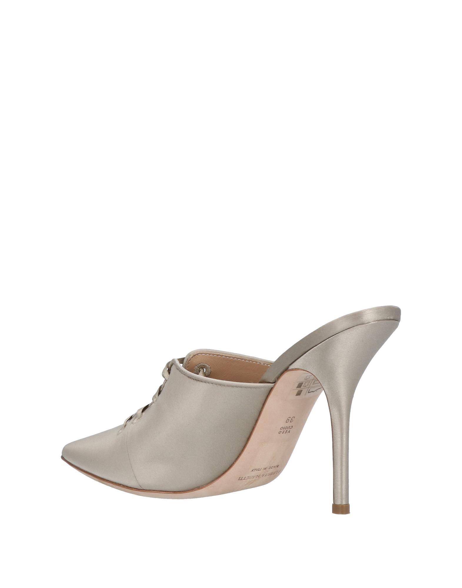 Alberta Ferretti Pantoletten Damen Beliebte  11460603GW Beliebte Damen Schuhe 6c9e73