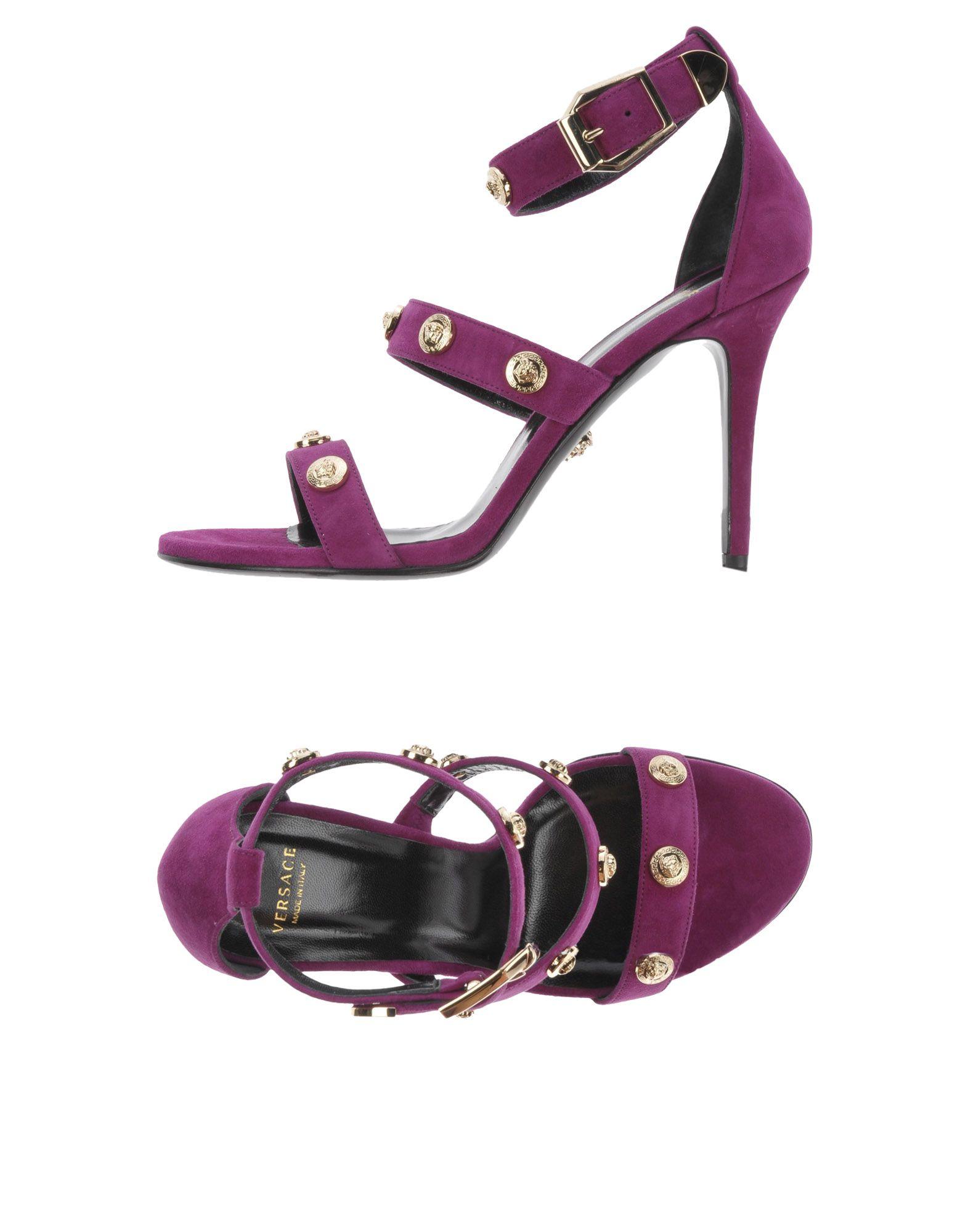 Sandali Versace Donna - 11460605NI Scarpe economiche e buone