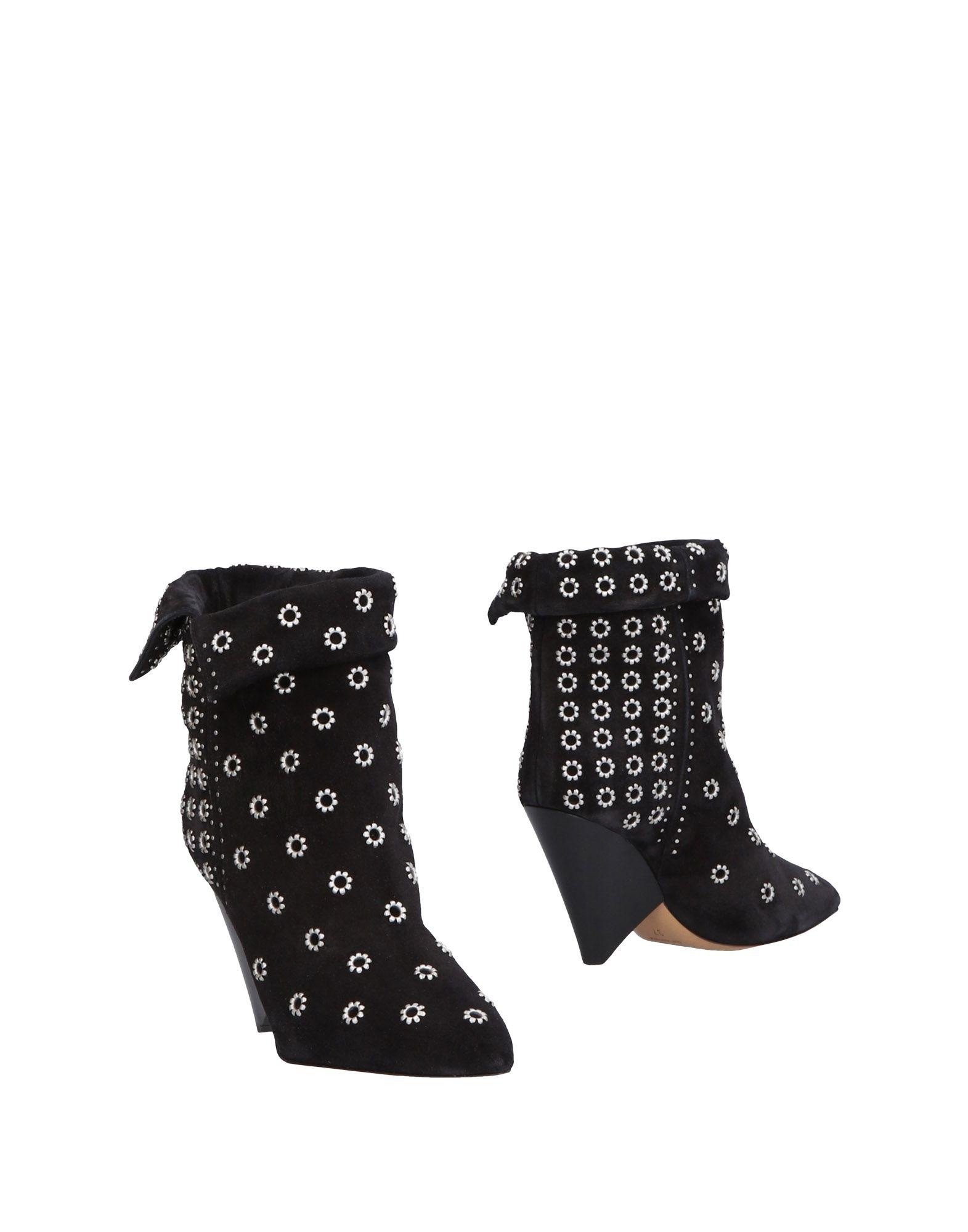 Isabel Marant Stiefelette Damen aussehende  11460625DIGünstige gut aussehende Damen Schuhe 65870a