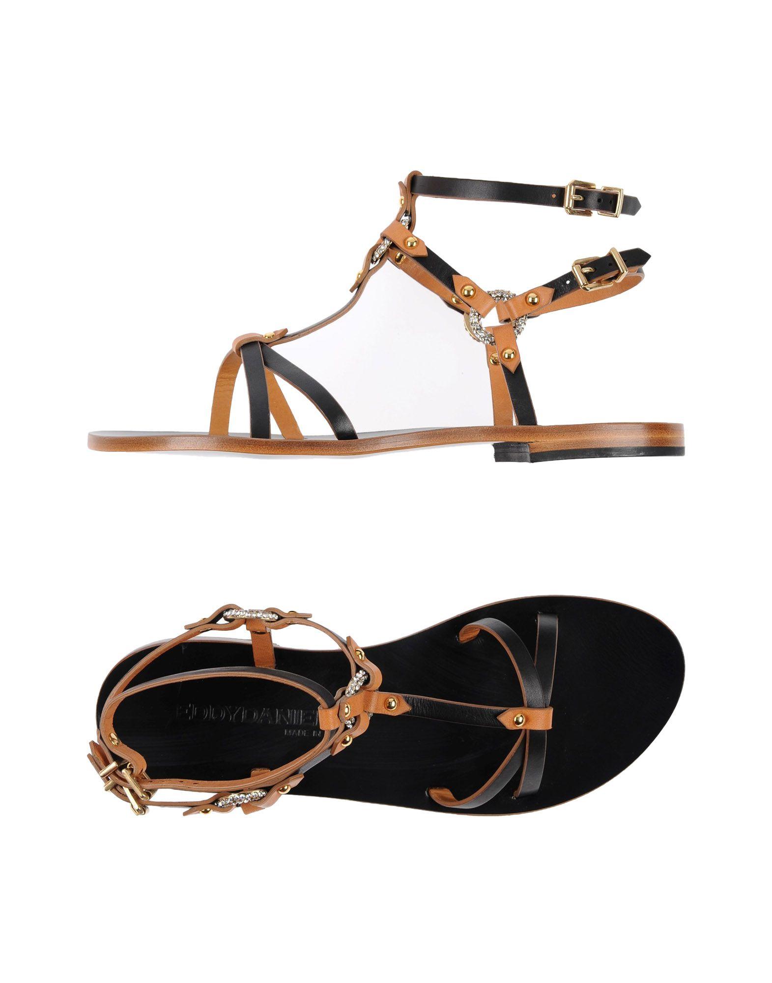 Eddy Daniele Sandalen Damen  11460627GS Gute Qualität beliebte Schuhe