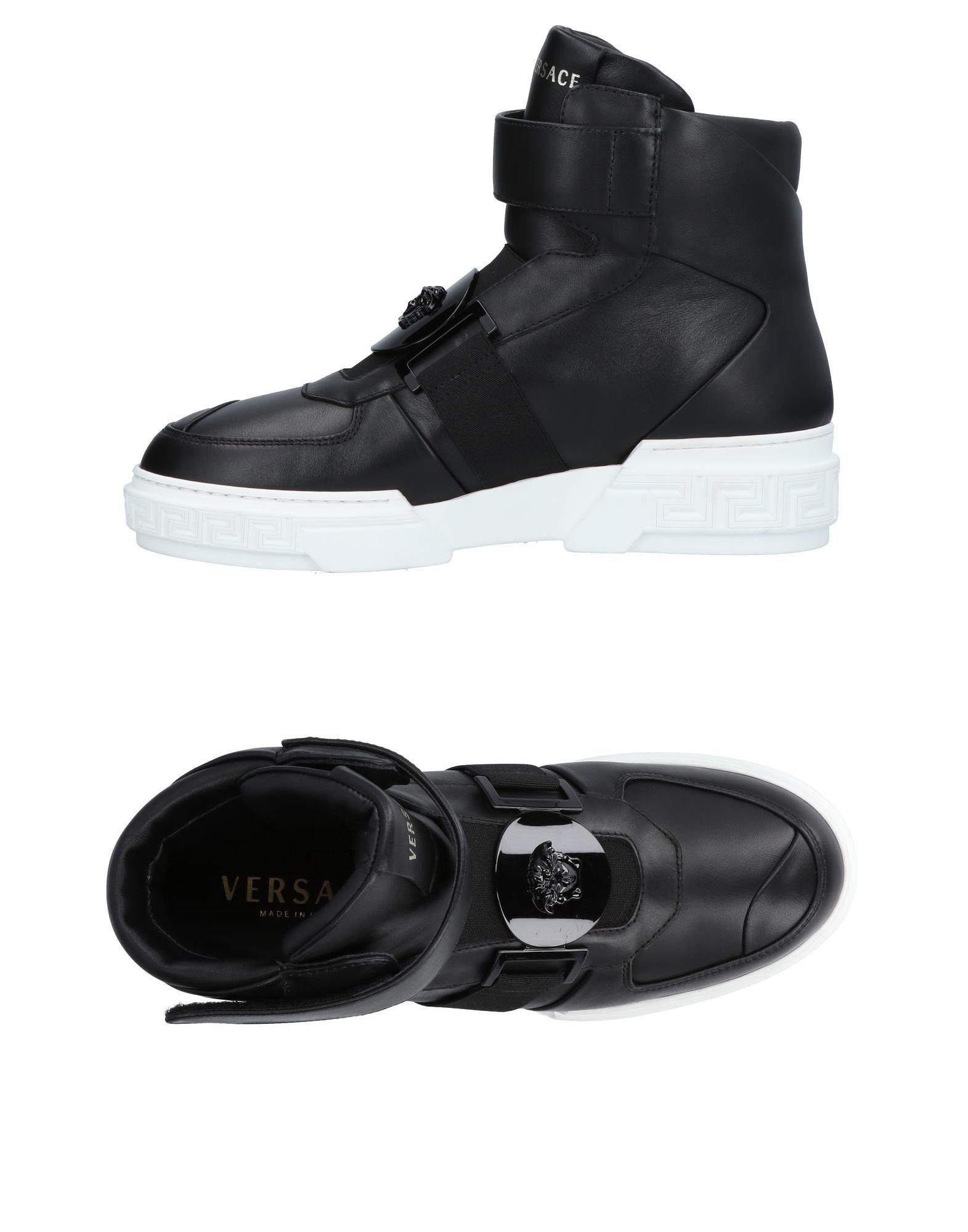 Versace Sneakers Damen  11460631BNGünstige gut aussehende Schuhe