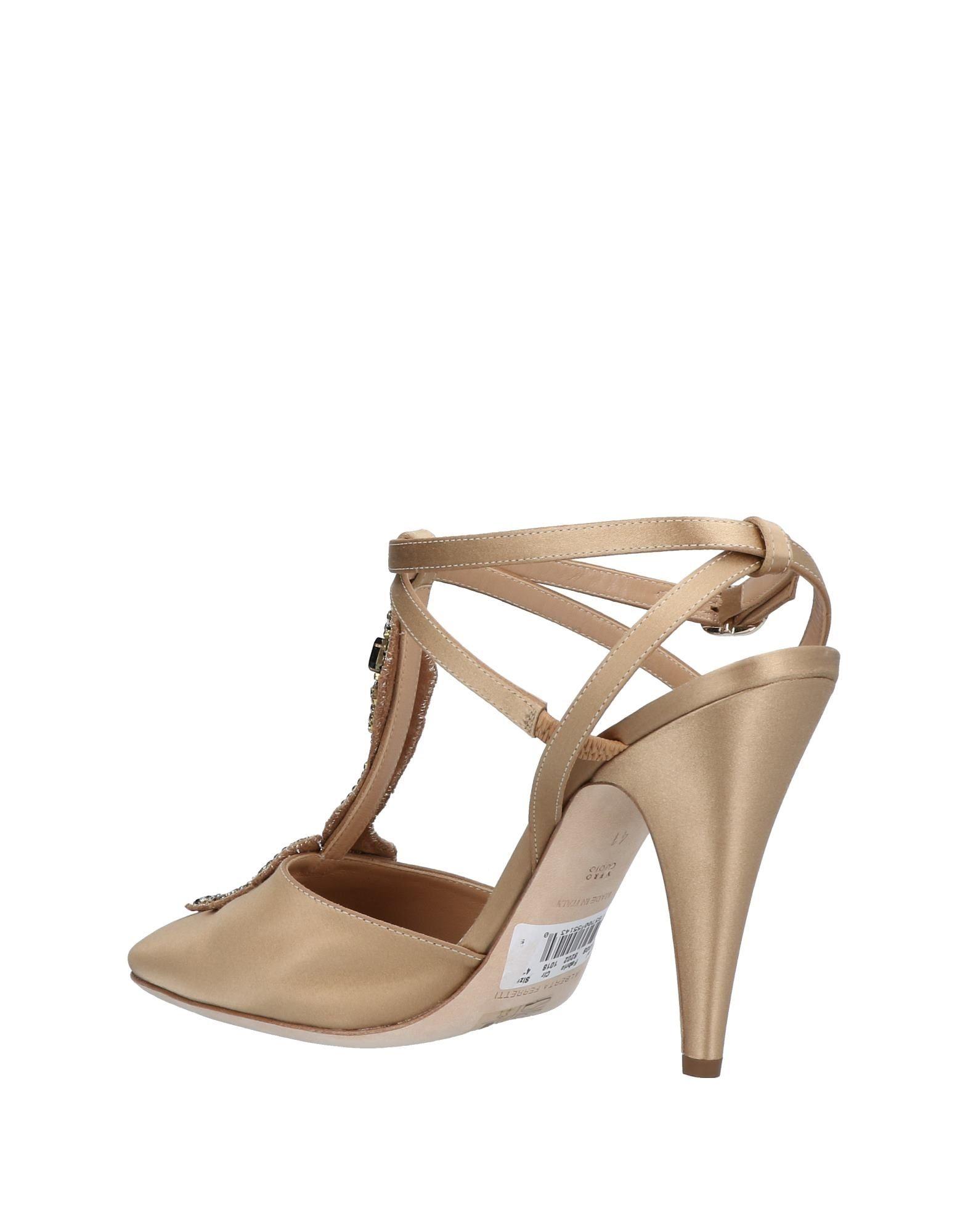 Alberta 11460632VEGünstige Ferretti Pumps Damen  11460632VEGünstige Alberta gut aussehende Schuhe 681091