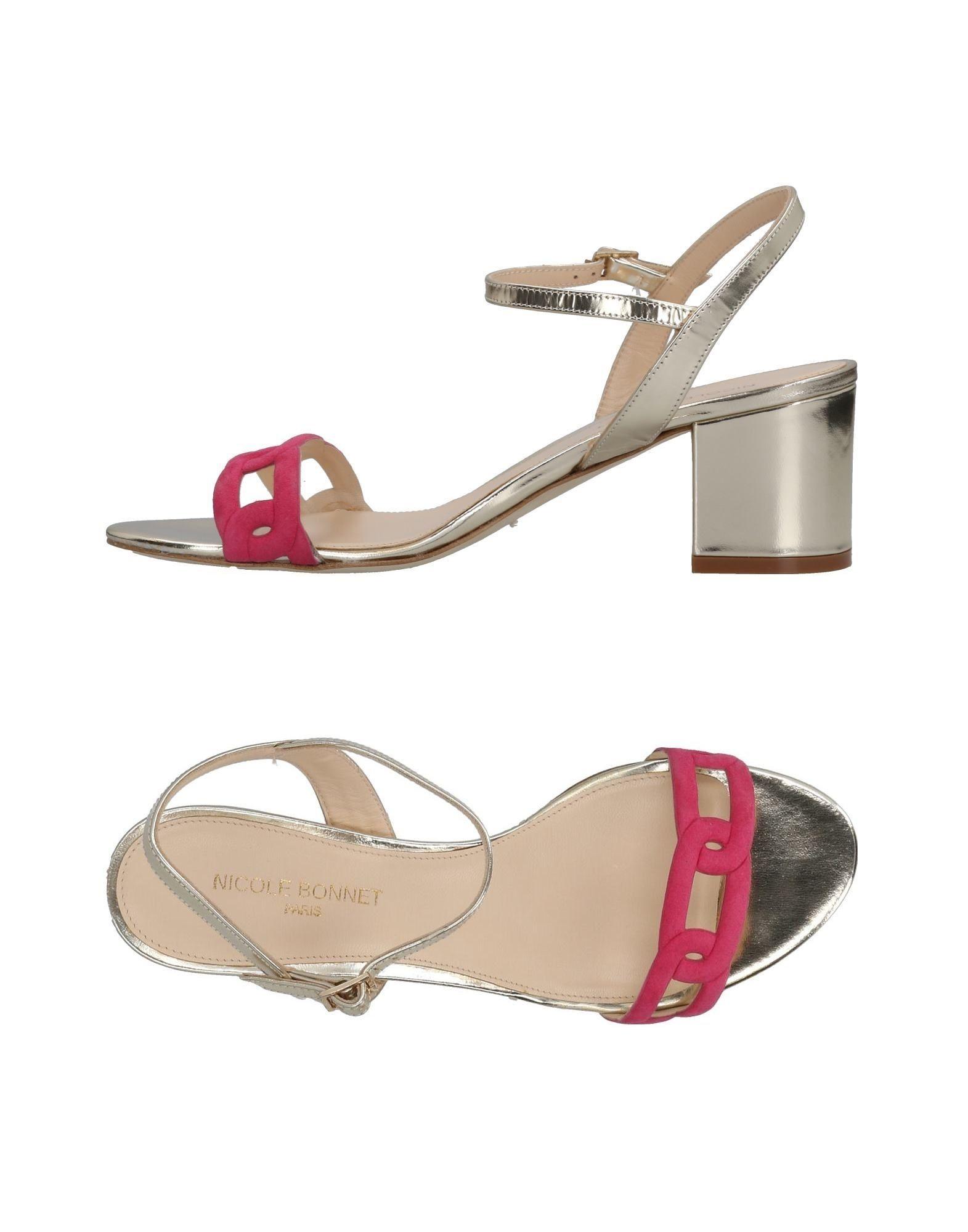 Nicole Bonnet Paris Sandals - Women Nicole Bonnet Paris Sandals - online on  Australia - Sandals 11460644XO 64d5ee