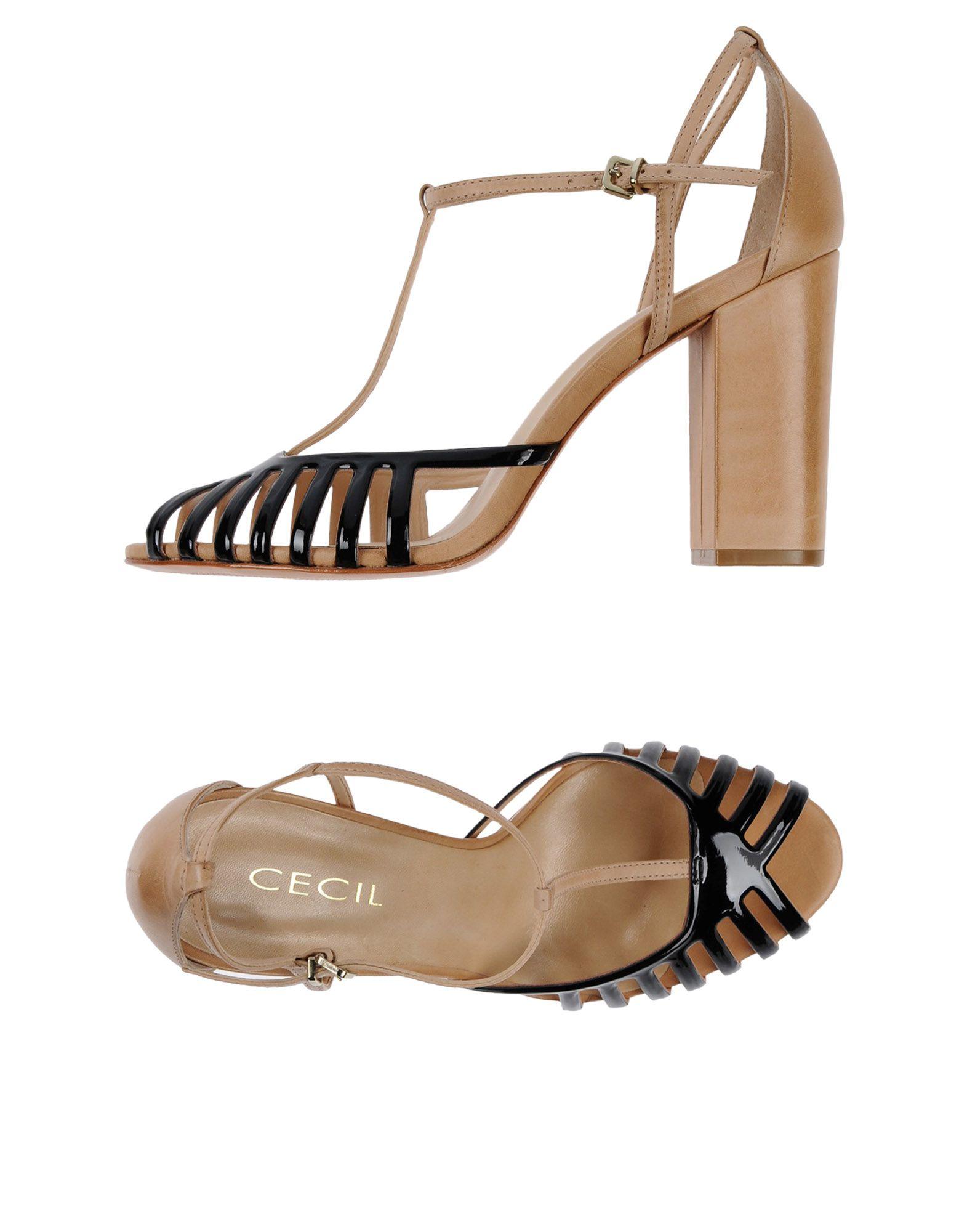 Gut tragenCecil um billige Schuhe zu tragenCecil Gut Sandalen Damen  11460648WR a99e52