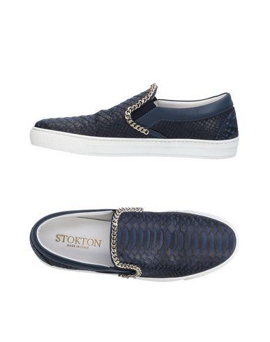 Zapatos de hombres y mujeres de moda casual Zapatillas Stokton Mujer - Zapatillas Stokton - 11460656SB Azul oscuro