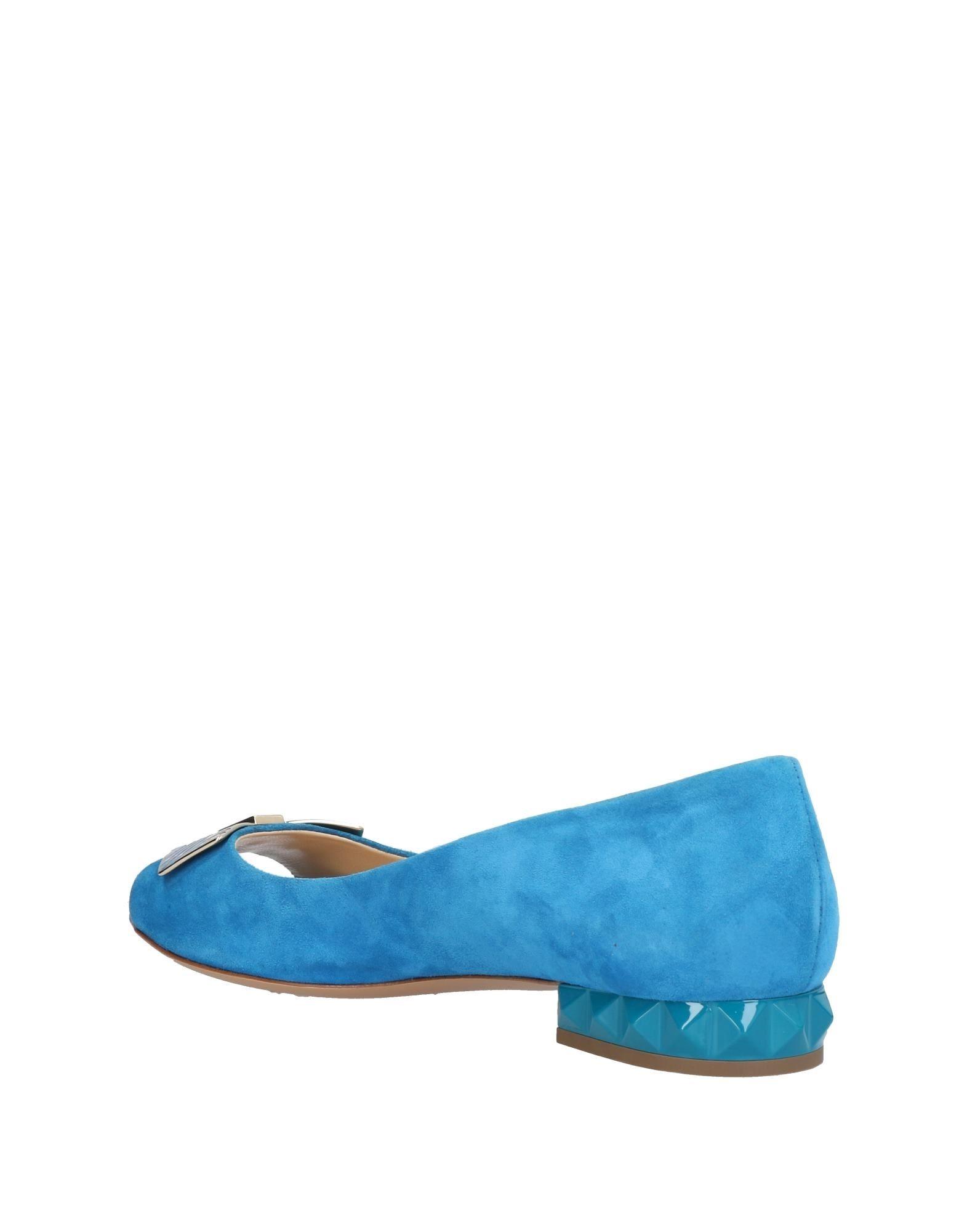 Gut um billige Schuhe zu tragenDel Gatto Ballerinas Ballerinas Ballerinas Damen  11460672BN 087bc7