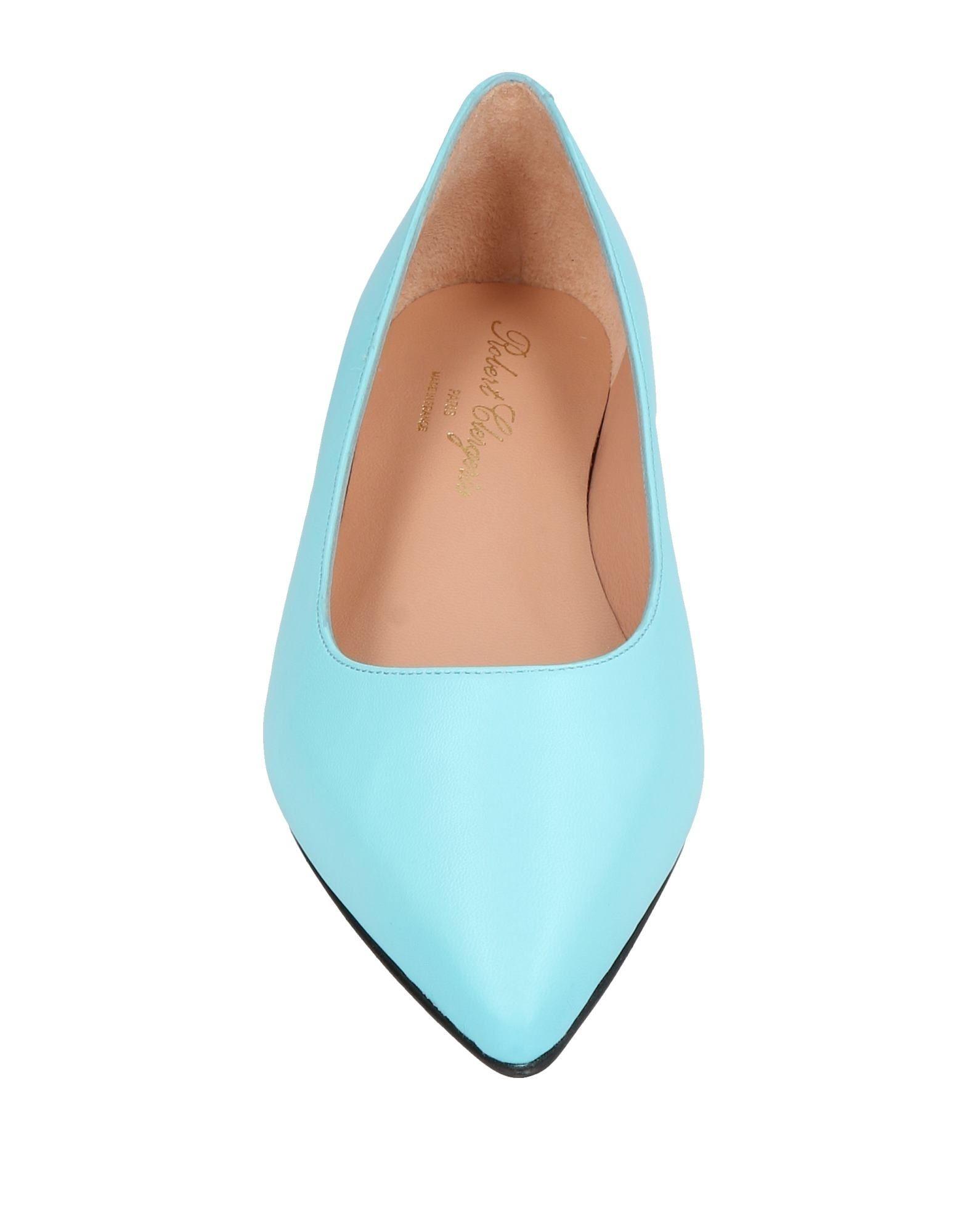 Stilvolle billige Schuhe Robert Clergerie Ballerinas Ballerinas Ballerinas Damen  11460691WA 83c71e
