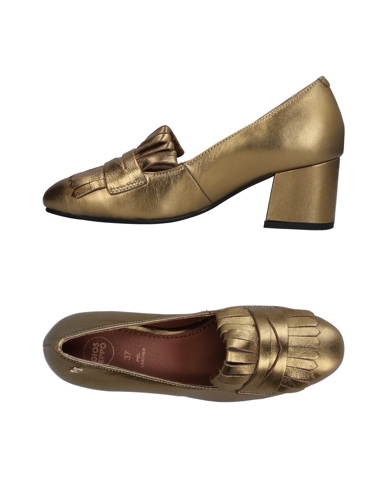 Haltbare Mode billige Schuhe Gioseppo Mokassins Damen  11460728PX Heiße Schuhe