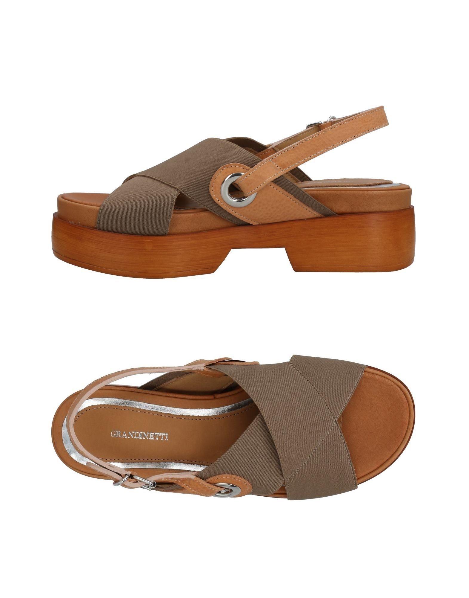 Gut um billige Schuhe zu tragenGrandinetti Sandalen Damen  11460745DF