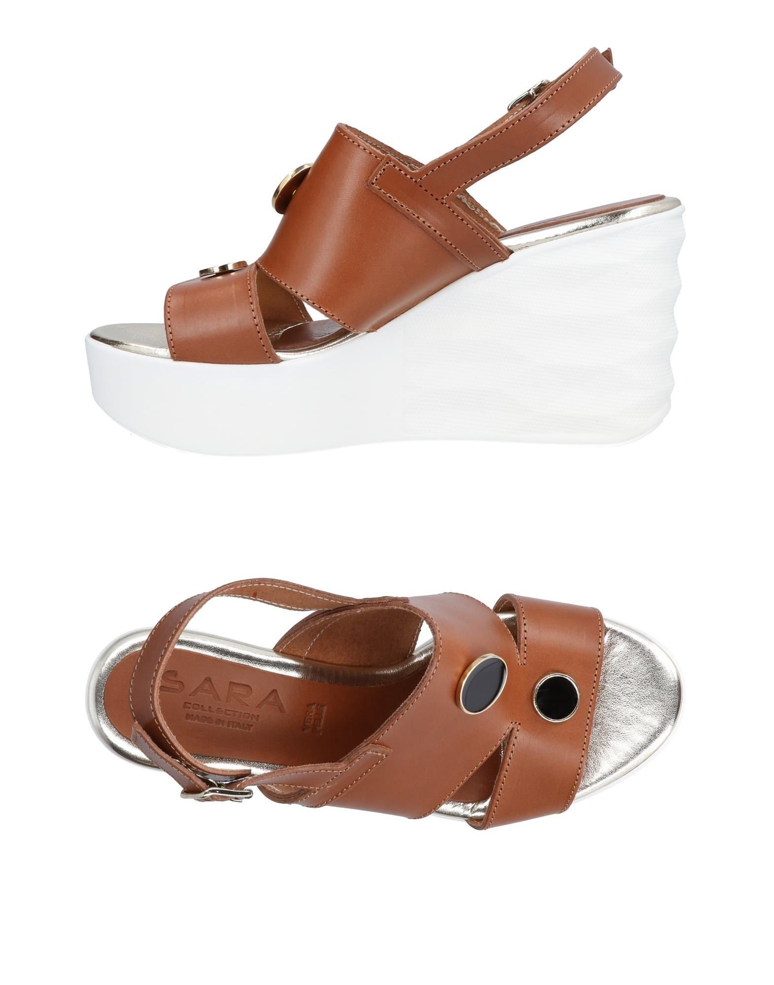 Sara Sandalen Damen  11460796GN Gute Qualität beliebte Schuhe