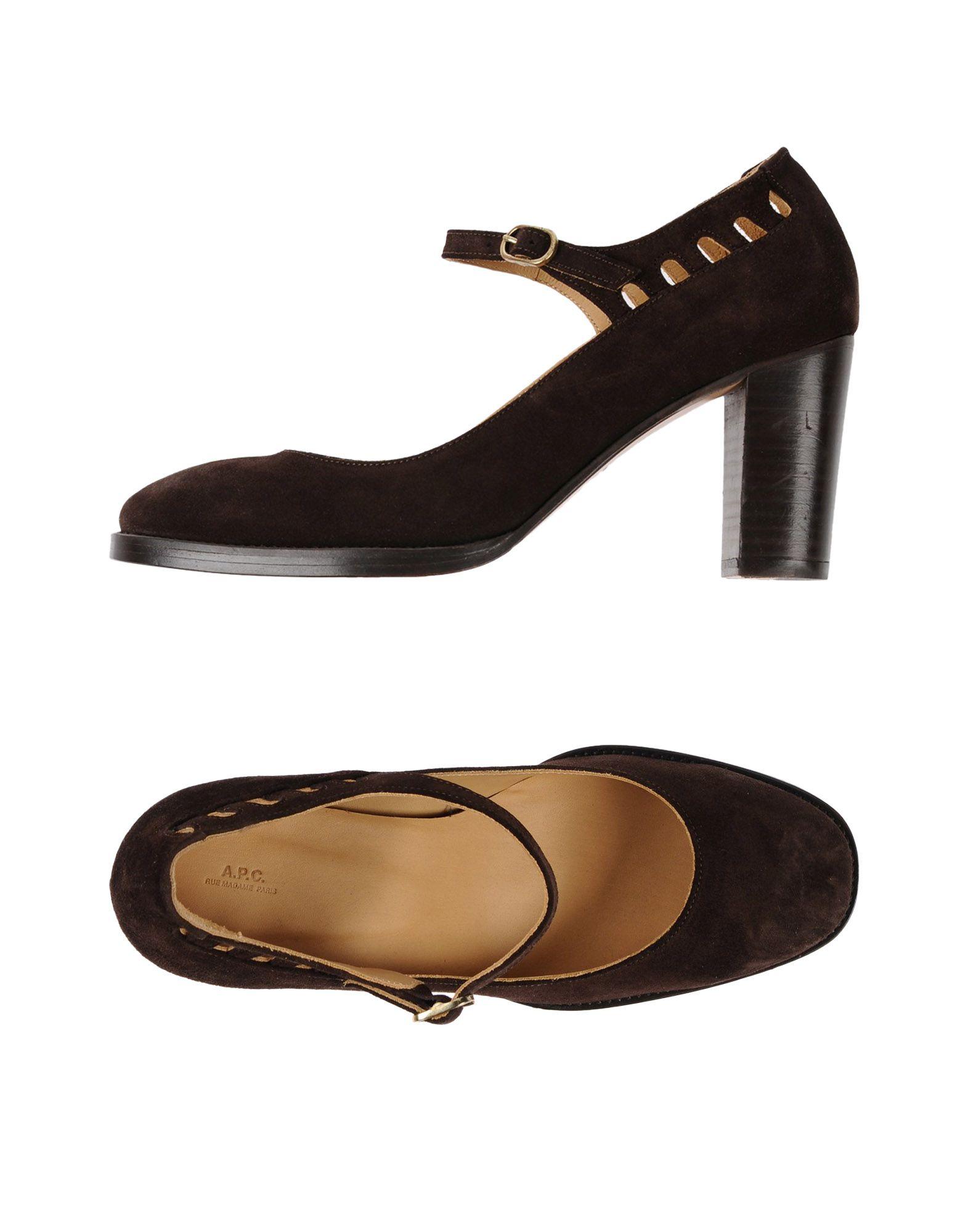 A.P.C. Pumps Damen  beliebte 11460867CP Gute Qualität beliebte  Schuhe b68484