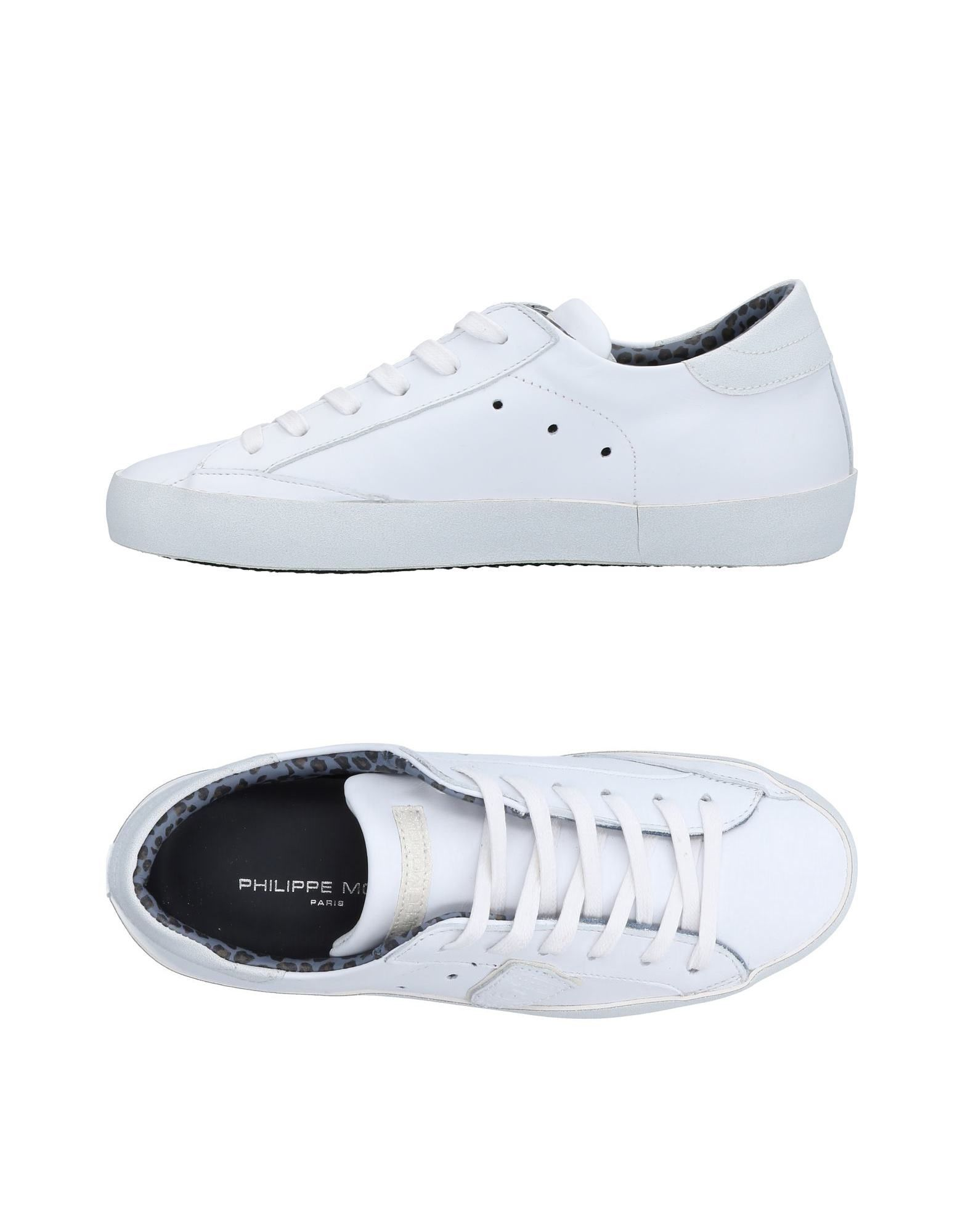 Philippe Model Sneakers Damen  11460868IIGut aussehende strapazierfähige Schuhe