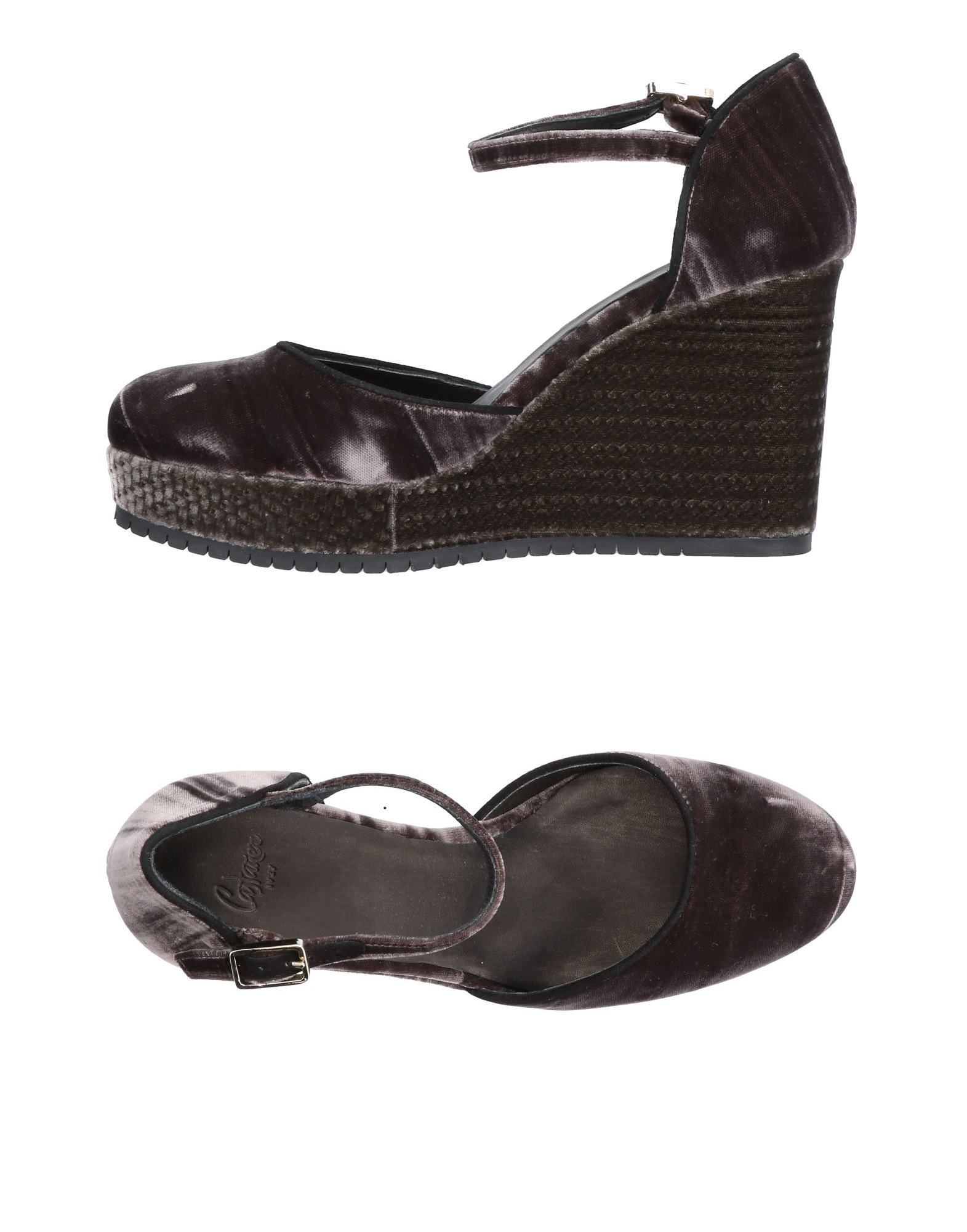 Stilvolle billige billige billige Schuhe Castañer Pumps Damen  11460894QE e818a2