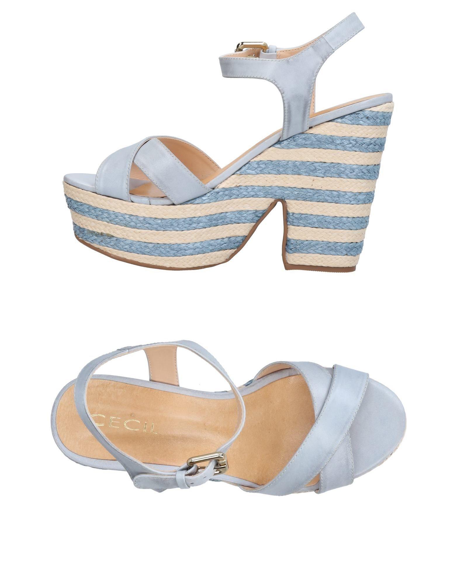Cecil Sandalen Damen  11460903HJ Gute Qualität beliebte Schuhe