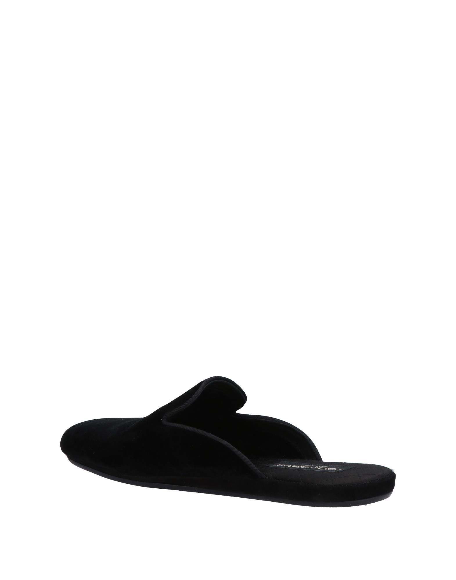 Dolce & Gabbana Hausschuhe Herren  11460909CH Neue Schuhe