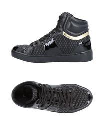 GUESS Chaussures sport basses à talon compensé Marlyn pour