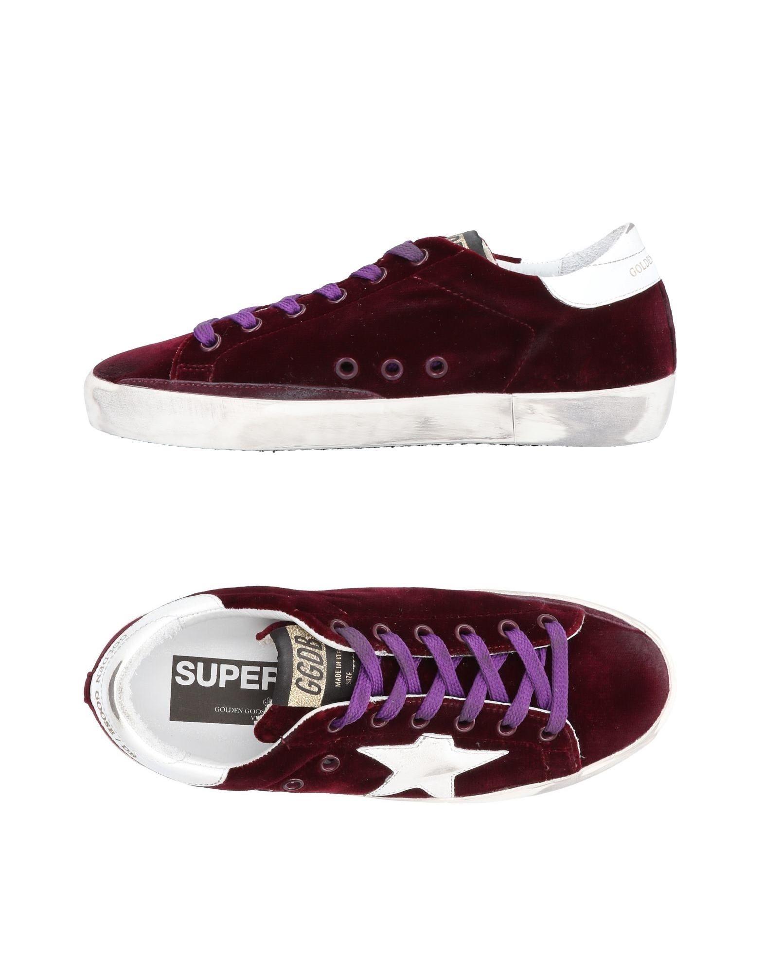 Rabatt Schuhe Golden Goose Deluxe Brand Sneakers Damen  11460927MG