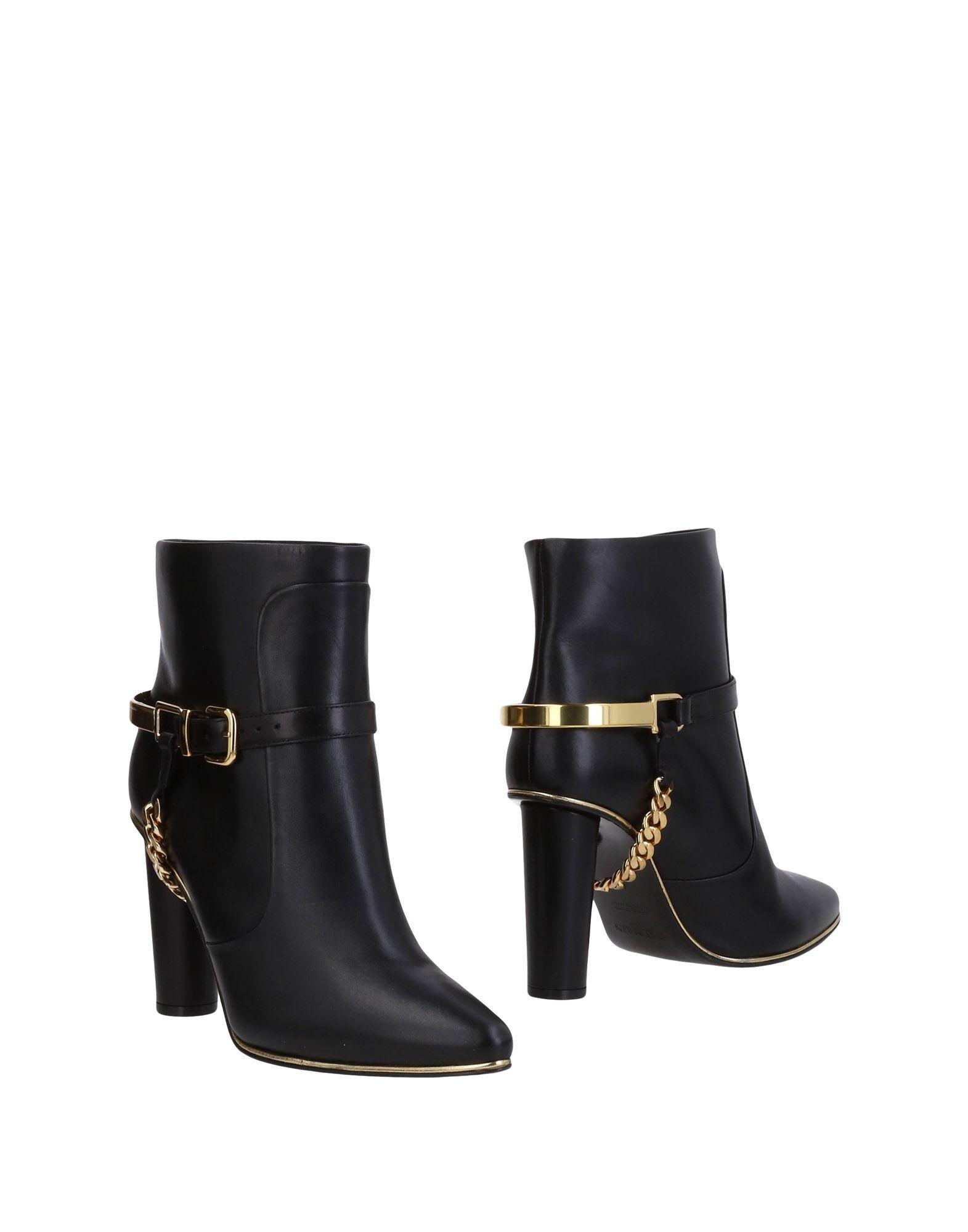 Balmain Stiefelette aussehende Damen  11460956CDGünstige gut aussehende Stiefelette Schuhe 1430d5