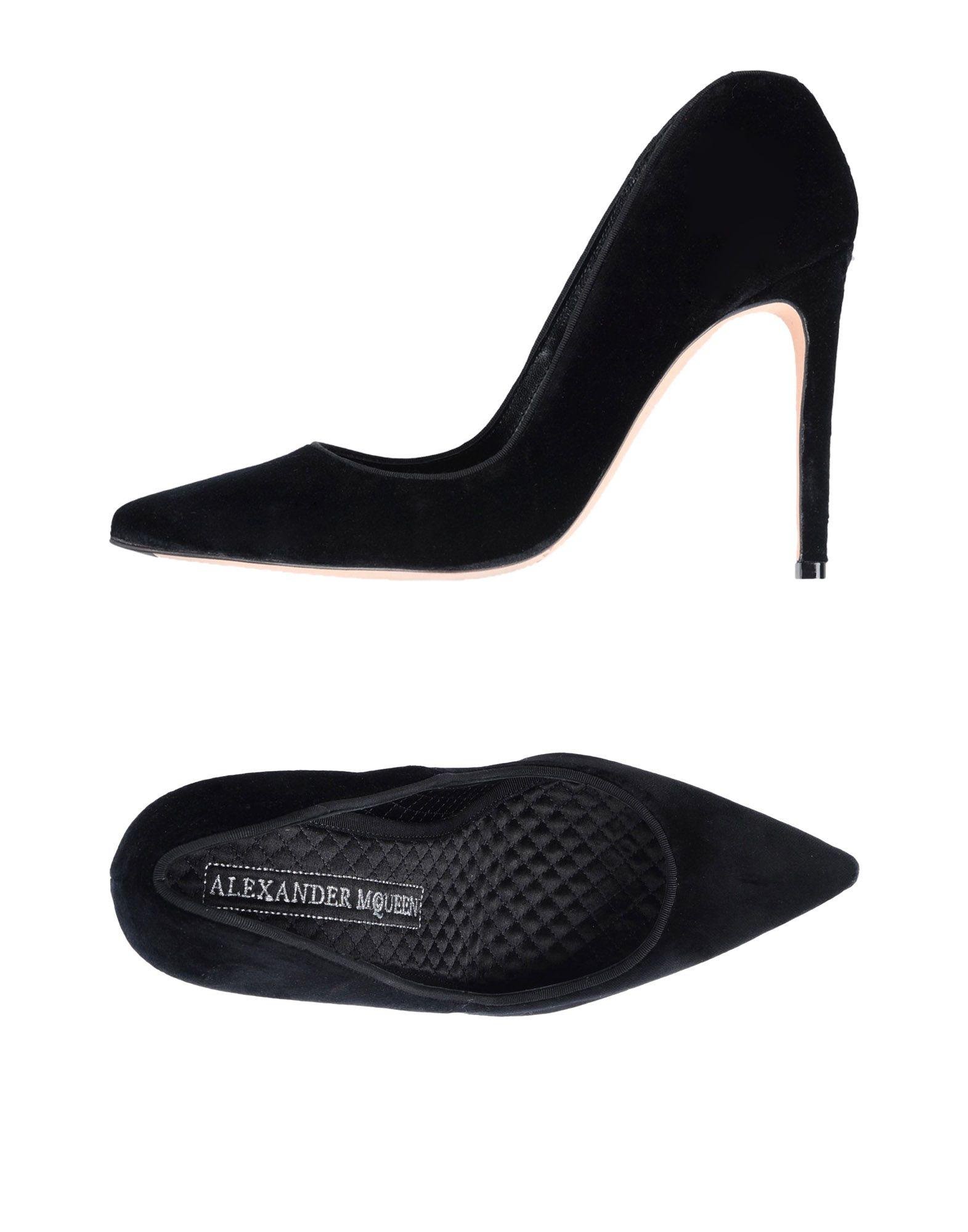 Alexander Mcqueen Pumps Damen  11460968JTGünstige gut aussehende Schuhe