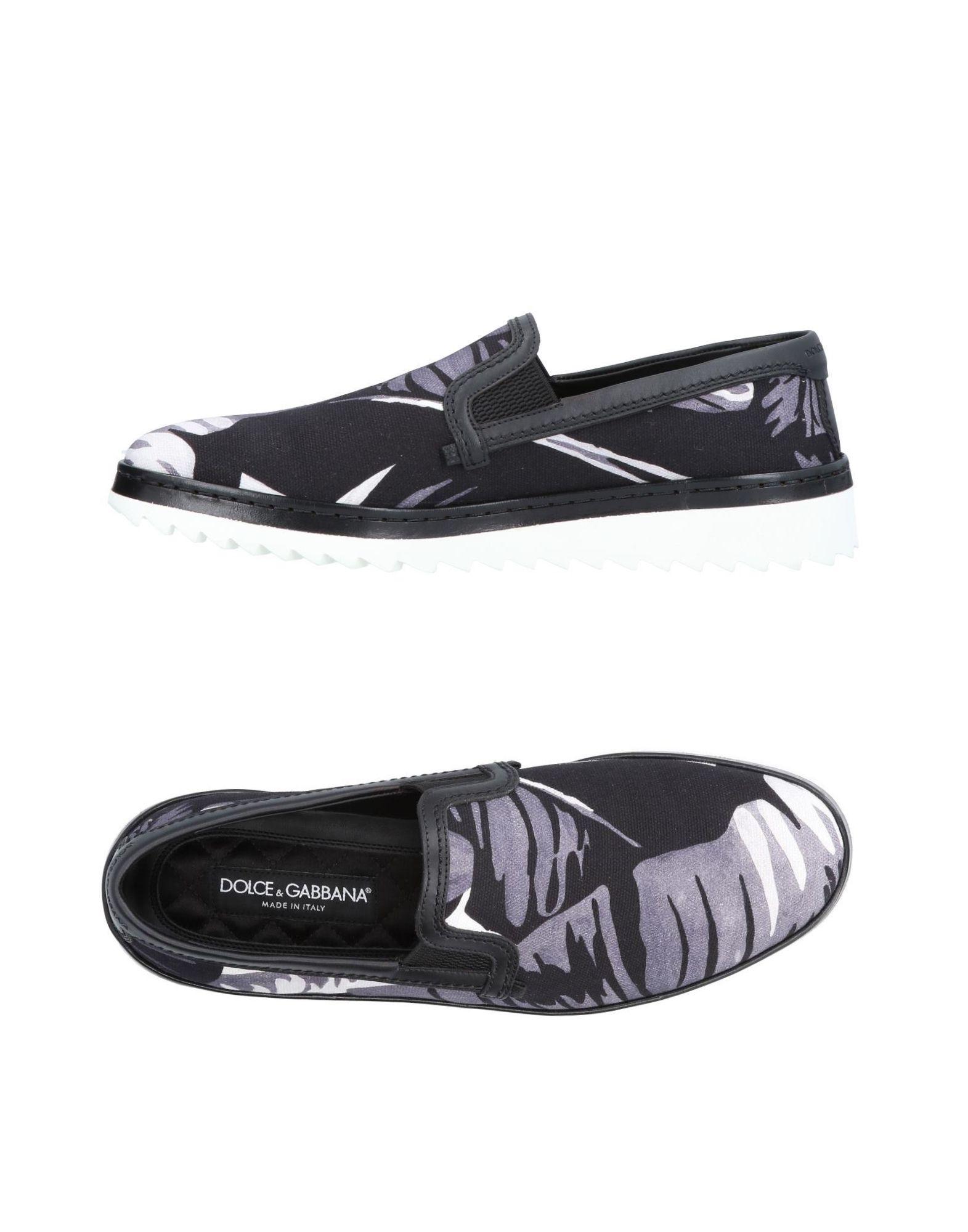 Dolce & Gabbana Sneakers Herren  11460986LT