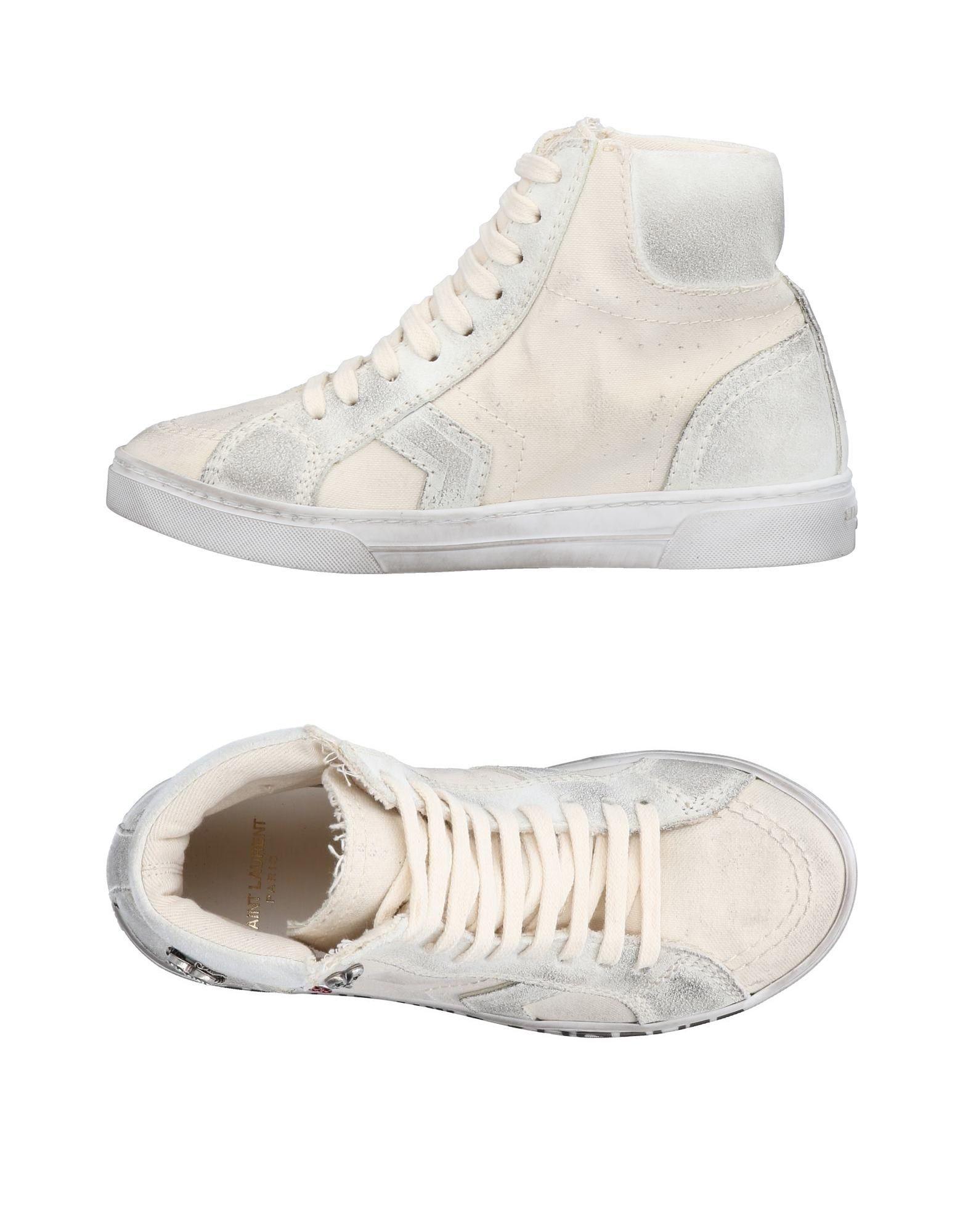 Saint Laurent Sneakers gut Damen  11460996CAGünstige gut Sneakers aussehende Schuhe 8778a2