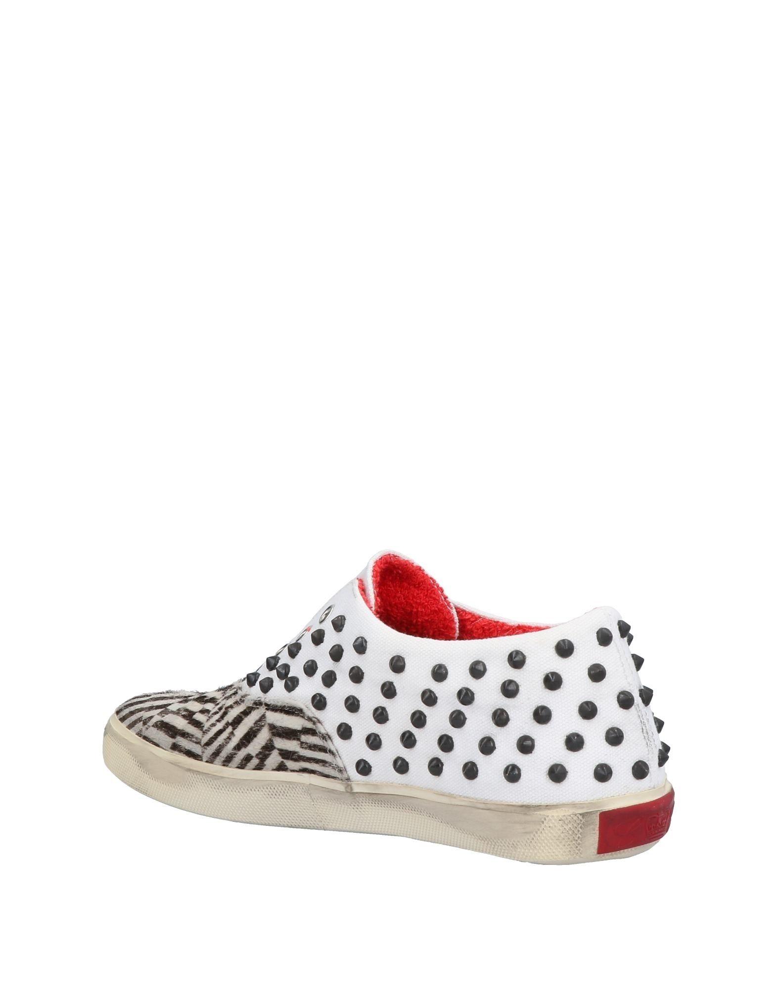 Gut Crown um billige Schuhe zu tragenLeather Crown Gut Sneakers Damen  11461006BD 6e372d