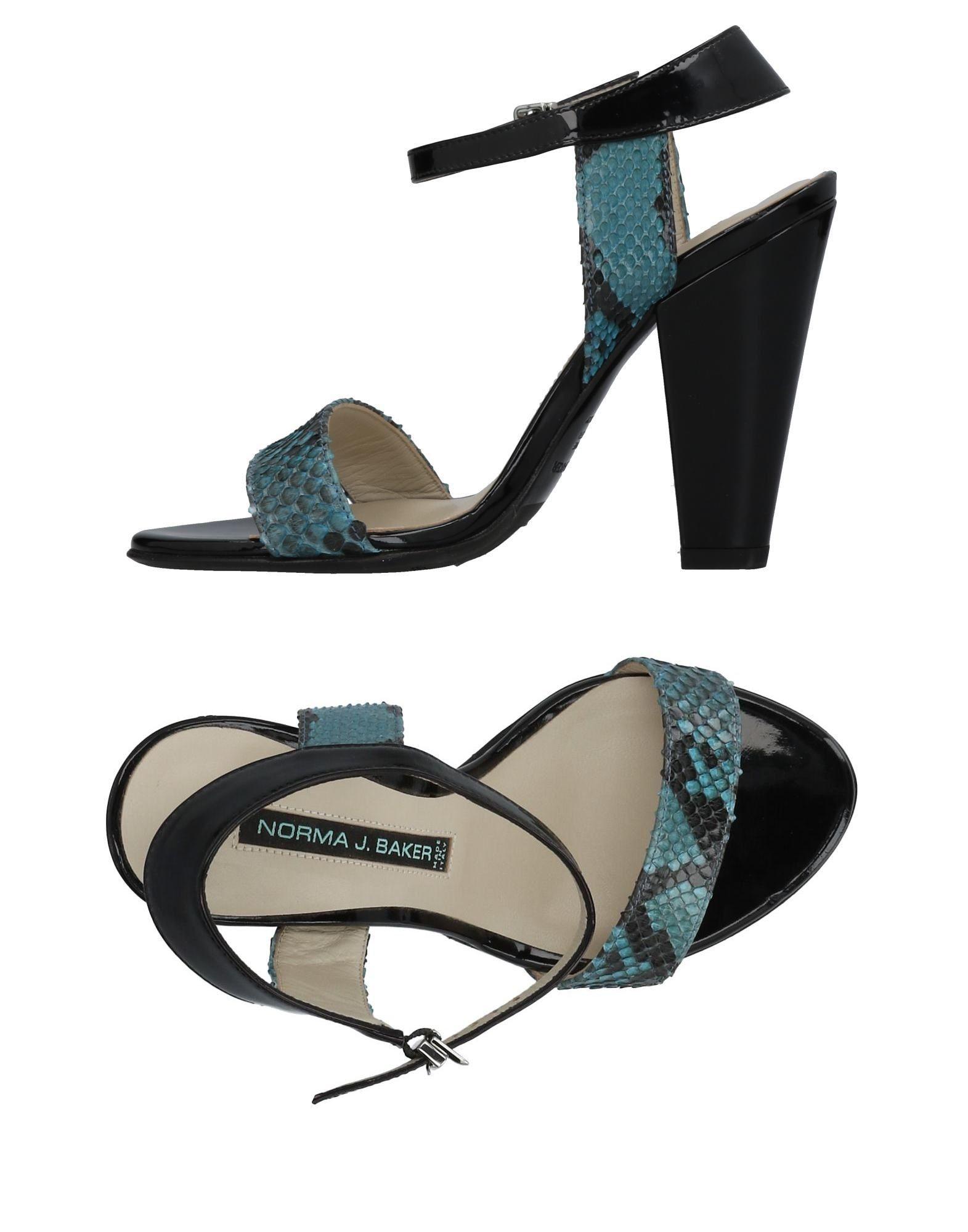 Norma J.Baker Sandals - Women Norma J.Baker Sandals online - on  United Kingdom - online 11461042RR 54a74f