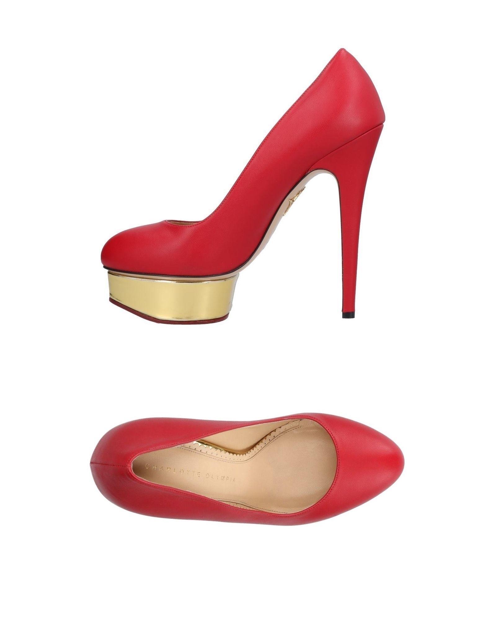 Charlotte Olympia Pumps Damen  11461078EAGut aussehende strapazierfähige Schuhe