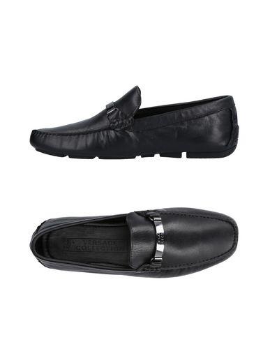 Zapatos con descuento Mocasín Versace Collection Hombre - Mocasines Versace Collection - 11461118EB Negro