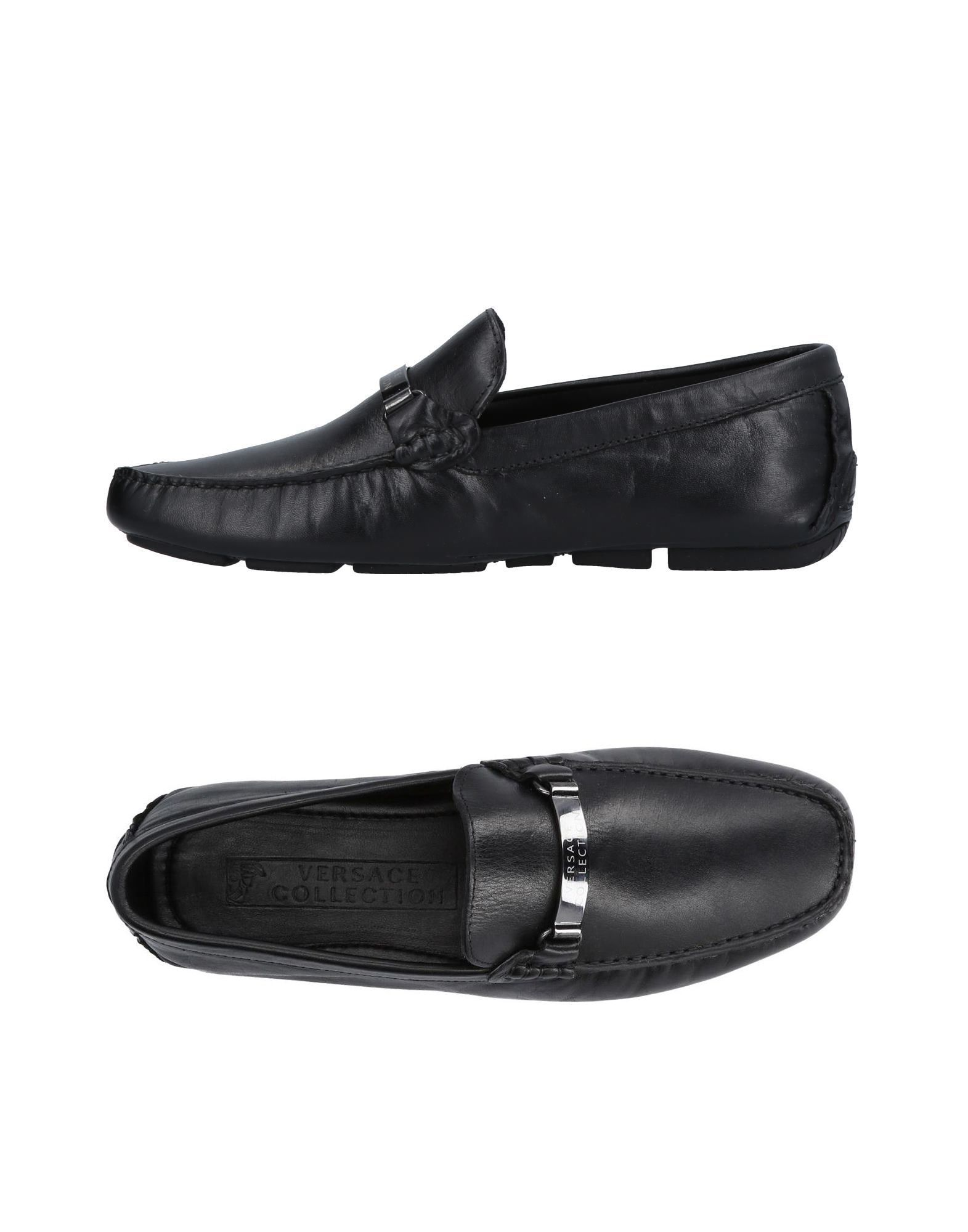 Mocassino Versace Collection - Uomo - Collection 11461118EB 92a73e