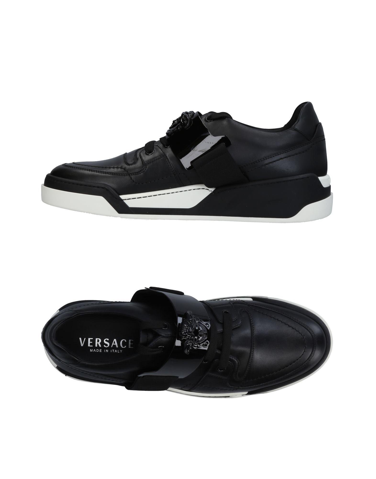 Günstige und modische Schuhe Versace Sneakers Herren  11461124EN