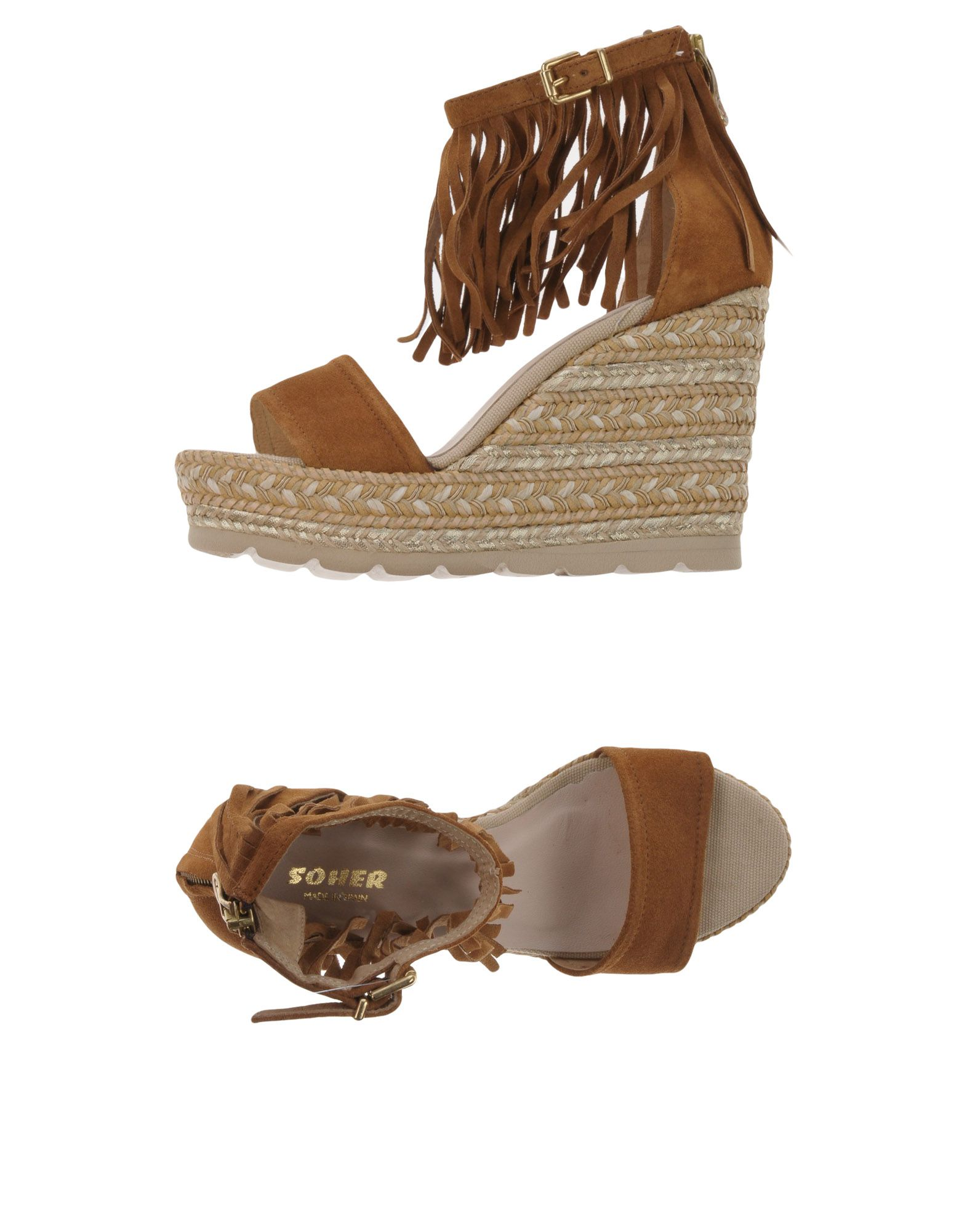 Soher Sandalen Damen  Schuhe 11461161VO Gute Qualität beliebte Schuhe  e5f86c