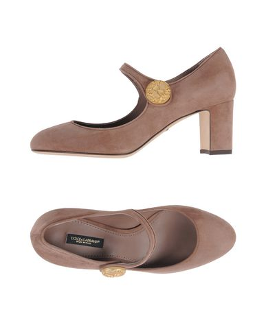Zapatos especiales para hombres y mujeres Zapato De Salón Dolce & Gabbana Mujer - Salones Dolce & Gabbana- 11481403XM Negro