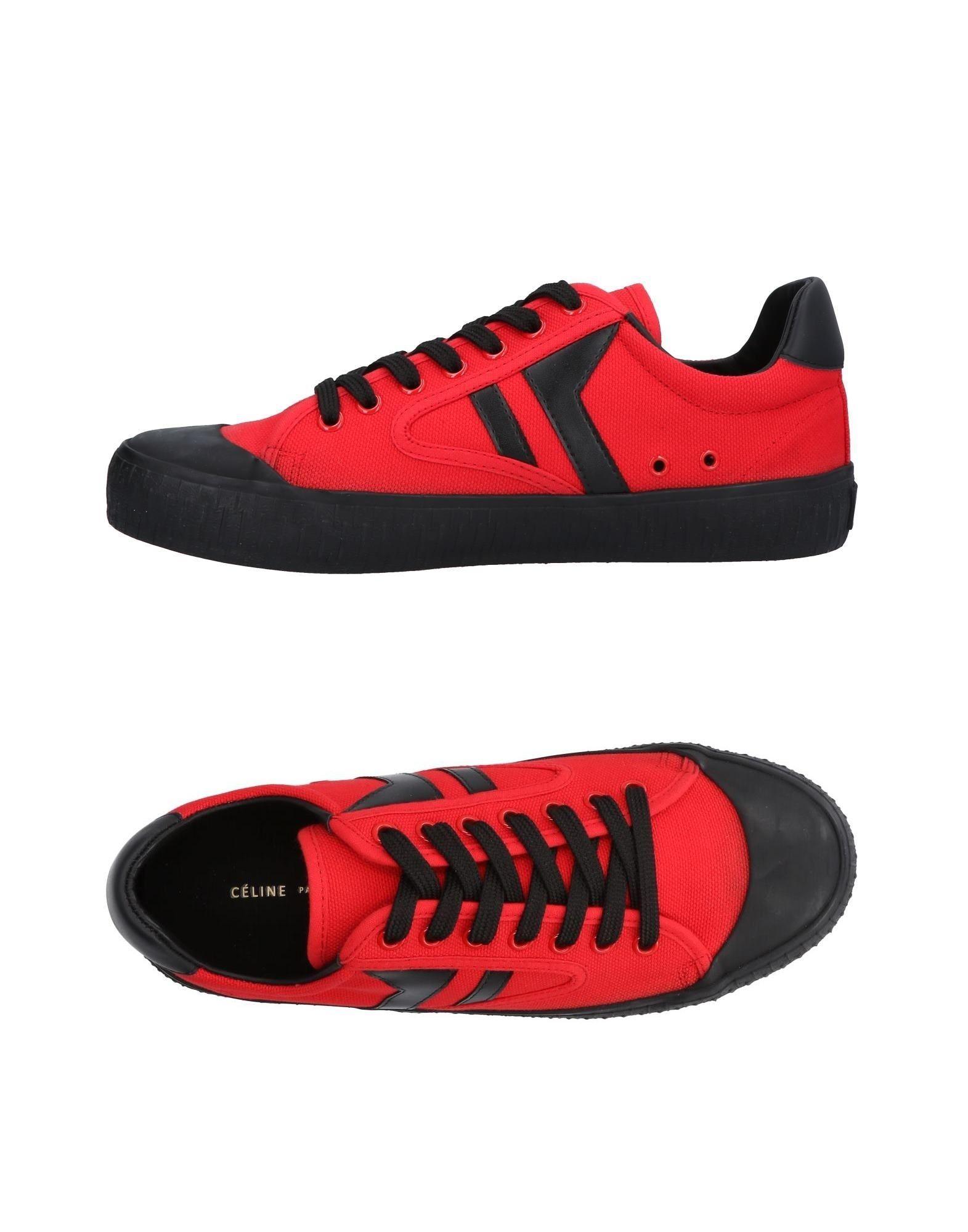 Rabatt Schuhe Celine Sneakers Damen  11461178ET