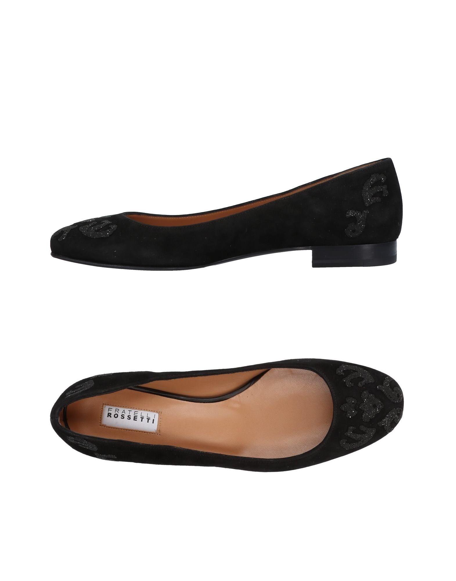 Rabatt Schuhe Fratelli Rossetti Ballerinas Damen  11461179VQ