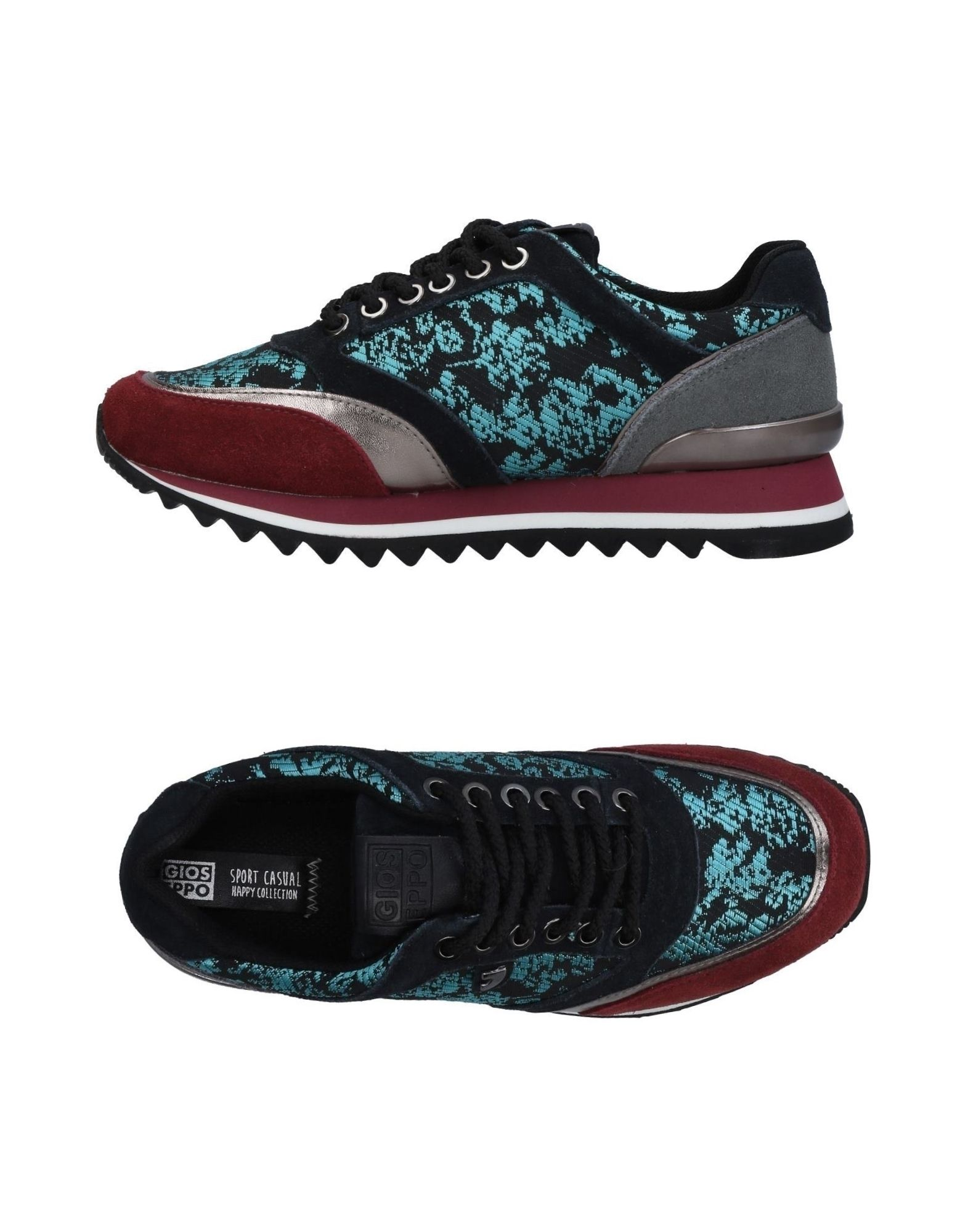 Baskets Gioseppo Femme - Baskets Gioseppo Turquoise Chaussures femme pas cher homme et femme