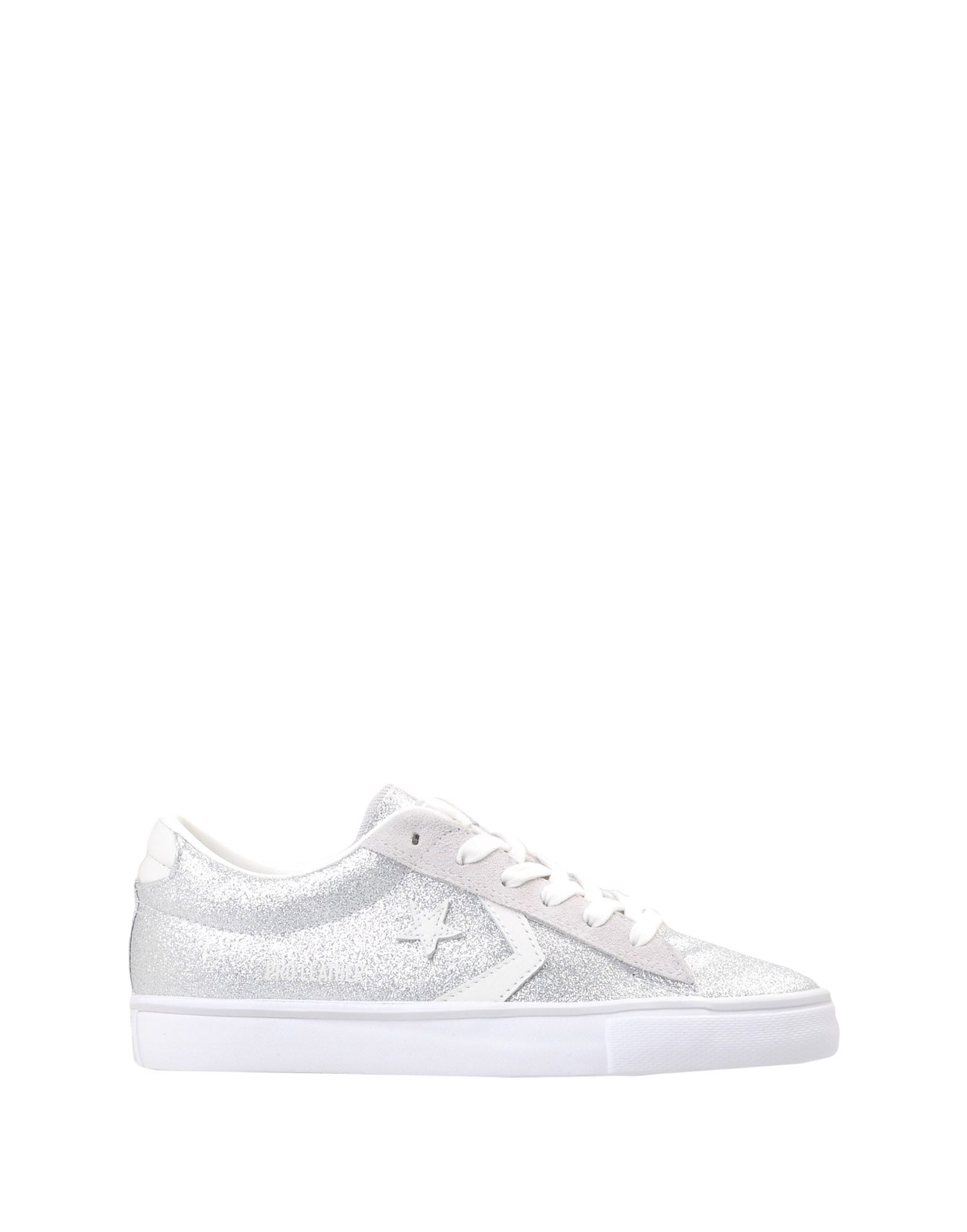 Sneakers Converse All Star Pro Leather Vulc Glitter - Femme - Sneakers Converse All Star sur