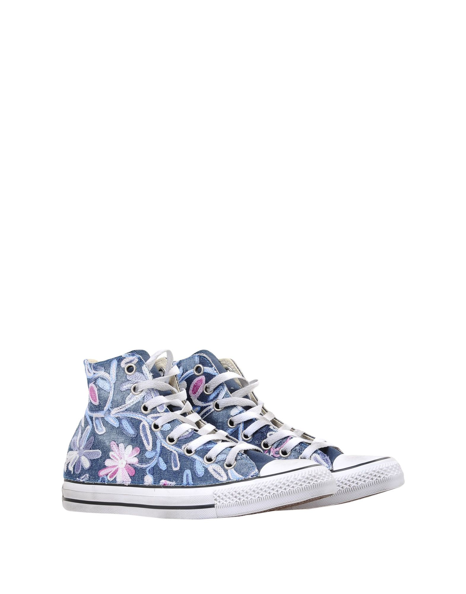 Sneakers Converse Limited Edition Ctas Hi Canvas/Denim Ltd - Femme - Sneakers Converse Limited Edition sur
