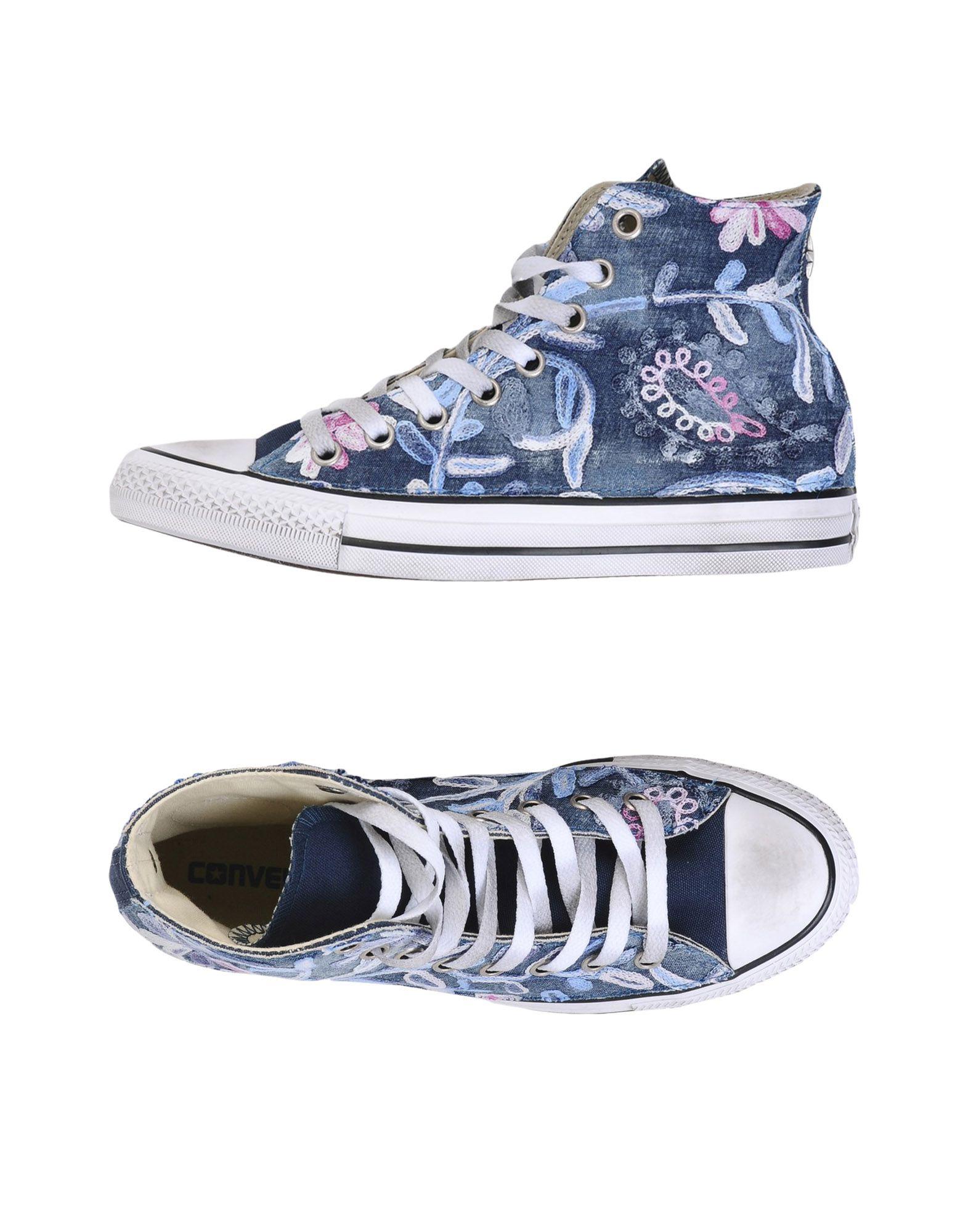Converse Limited Edition Ctas Hi Canvas/Denim Ltd - Sneakers Sneakers Sneakers - Women Converse Limited Edition Sneakers online on  United Kingdom - 11461250SK 37cd9d