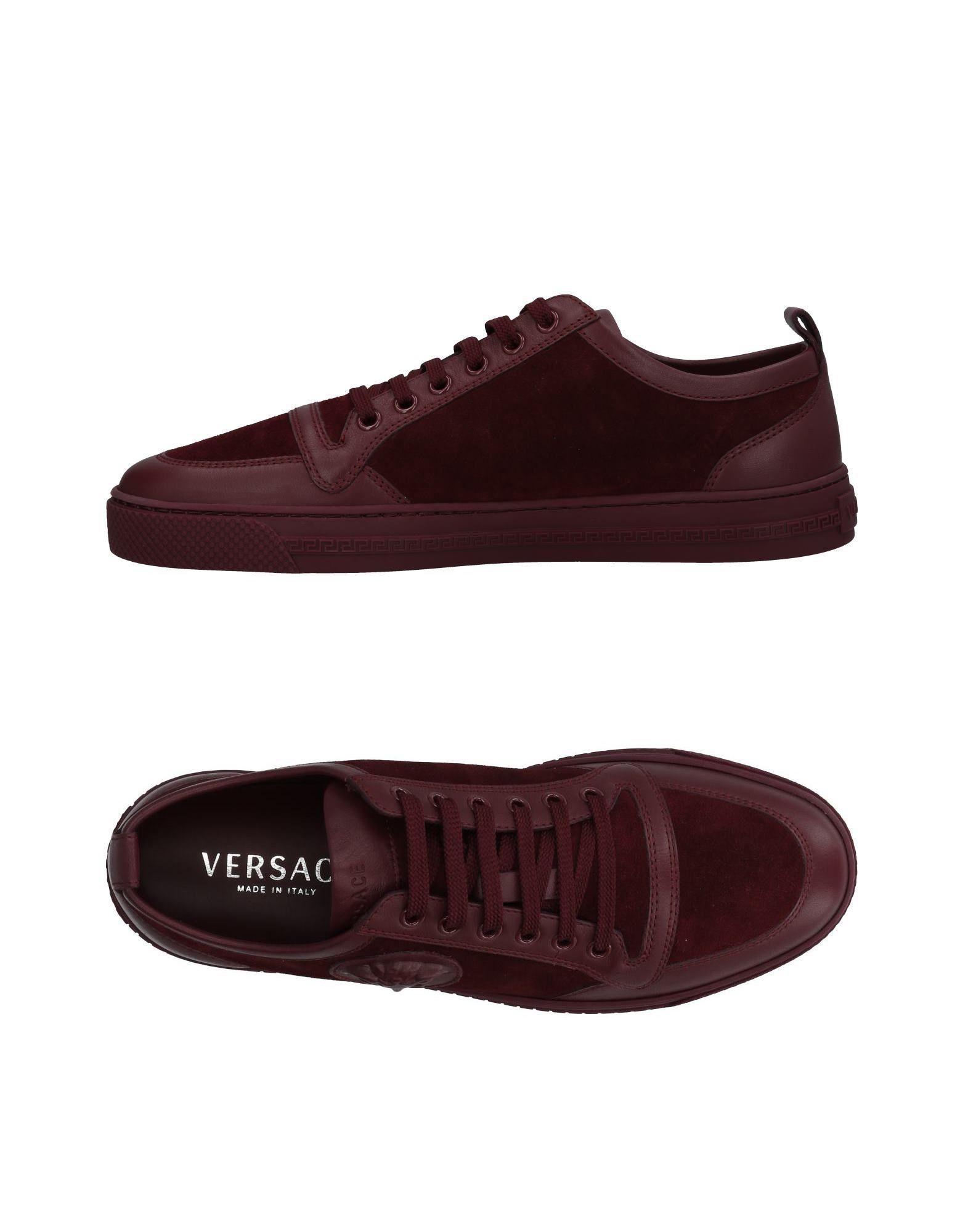 Versace Sneakers Herren  11461272AN Gute Qualität beliebte Schuhe