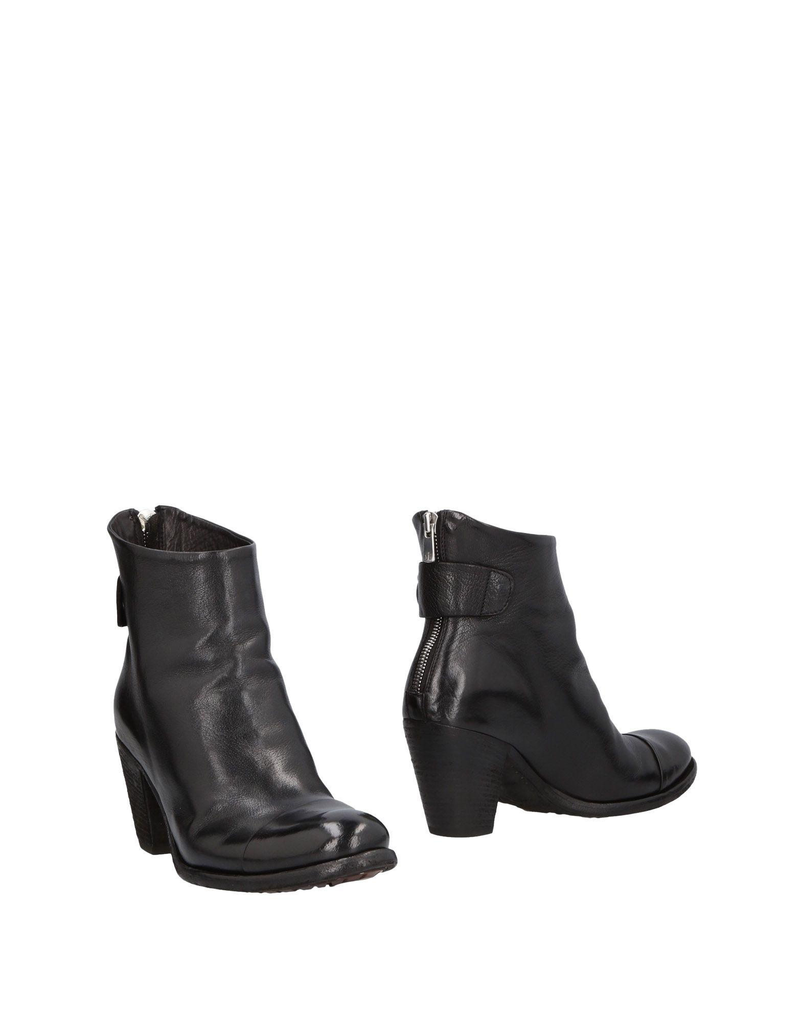 Rabatt Schuhe Officine Creative Italia Stiefelette Damen  11461304FJ