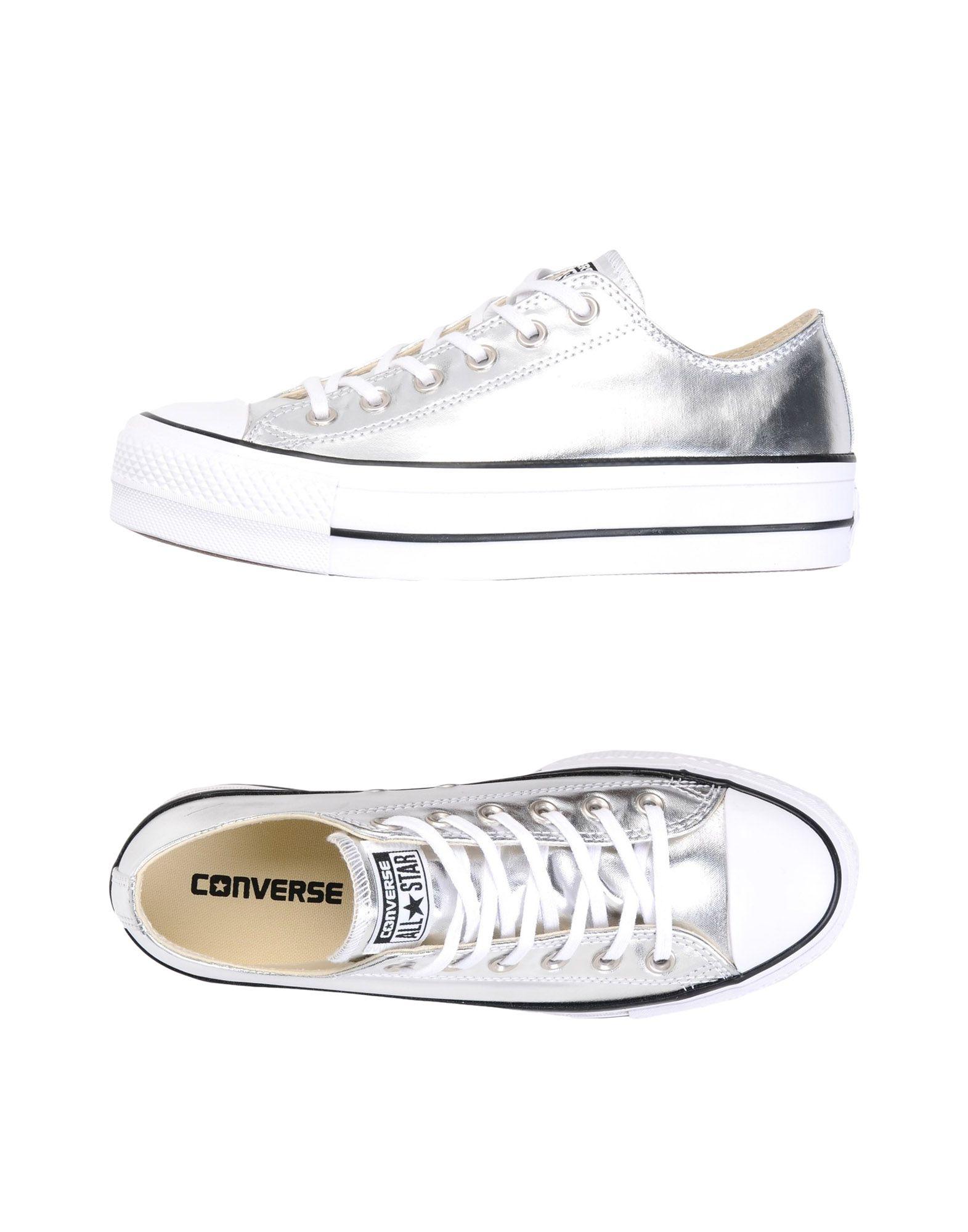 Converse All Star Ctas Ox Lift Clean Metallic Canvas  11461305GL Gute Qualität beliebte Schuhe