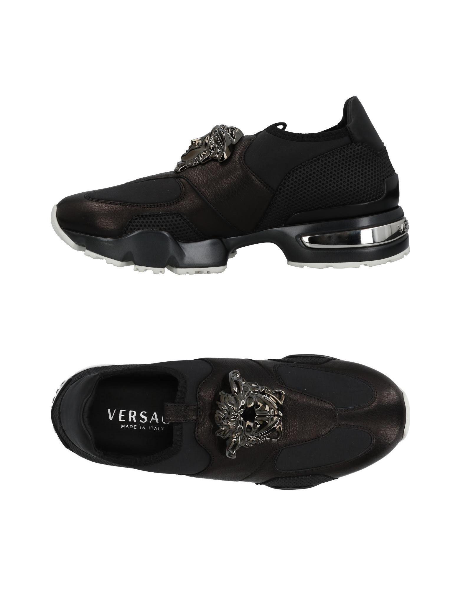 Günstige und modische Schuhe Versace Sneakers Herren  11461312OO