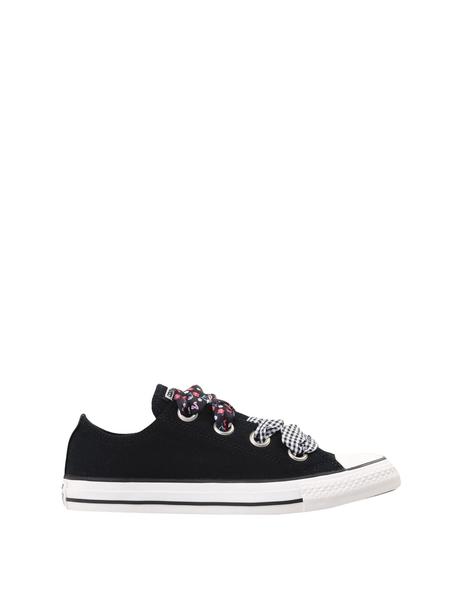 Sneakers Converse All Star Ctas Ox Big Eyelet Flowers Details - Femme - Sneakers Converse All Star sur