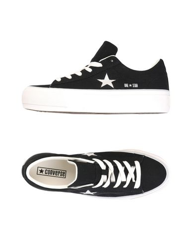 CONVERSE ALL STAR ONE STAR PLATFORM OX GLITTER CANVAS Sneakers